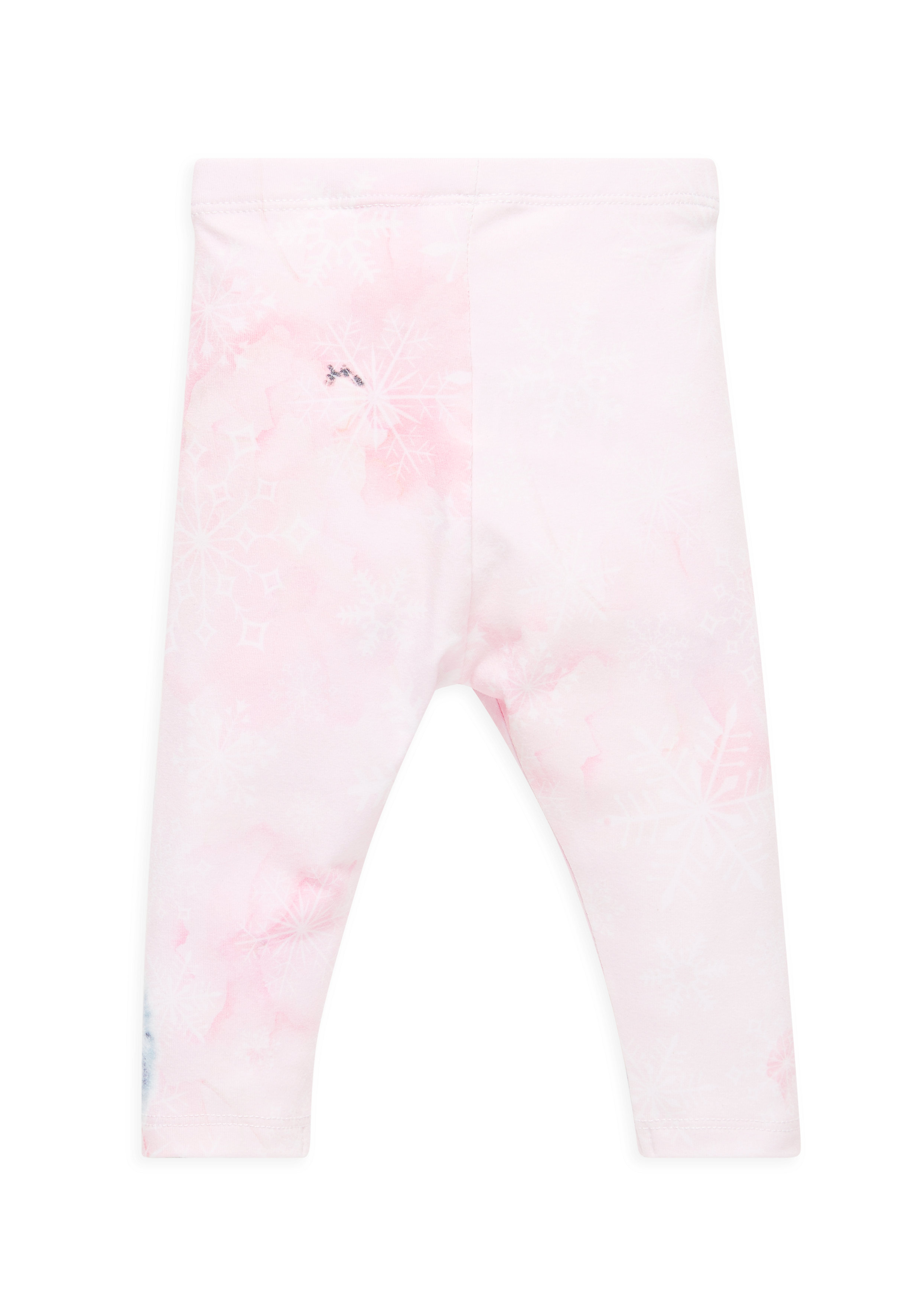 Mothercare | Girls Photographic Bunny Leggings - Pink