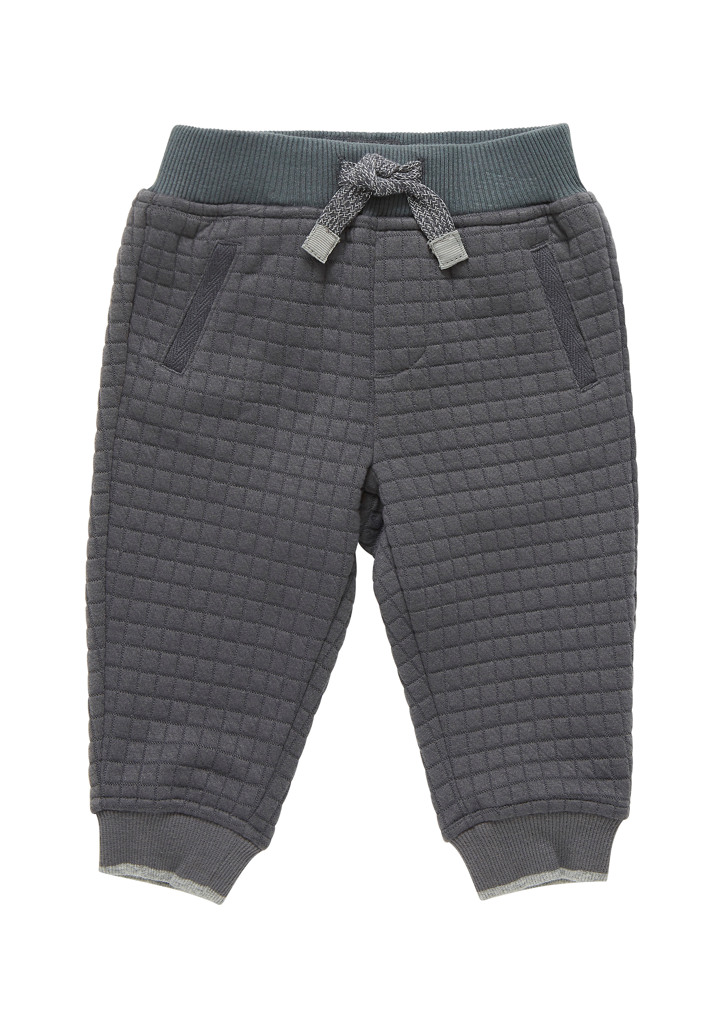 Mothercare | Boys Joggers Quilted - Grey