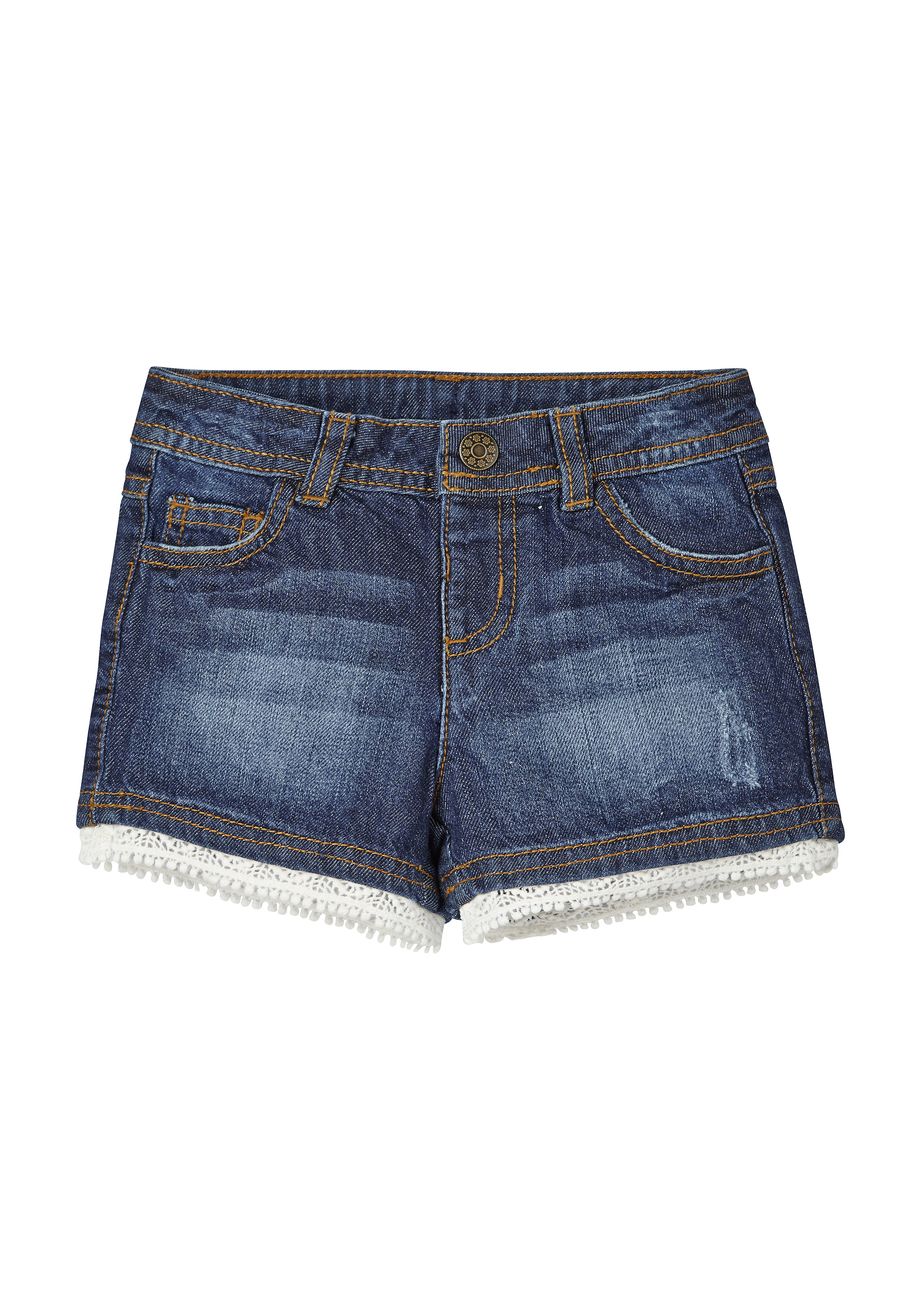 Mothercare   Girls Denim Shorts