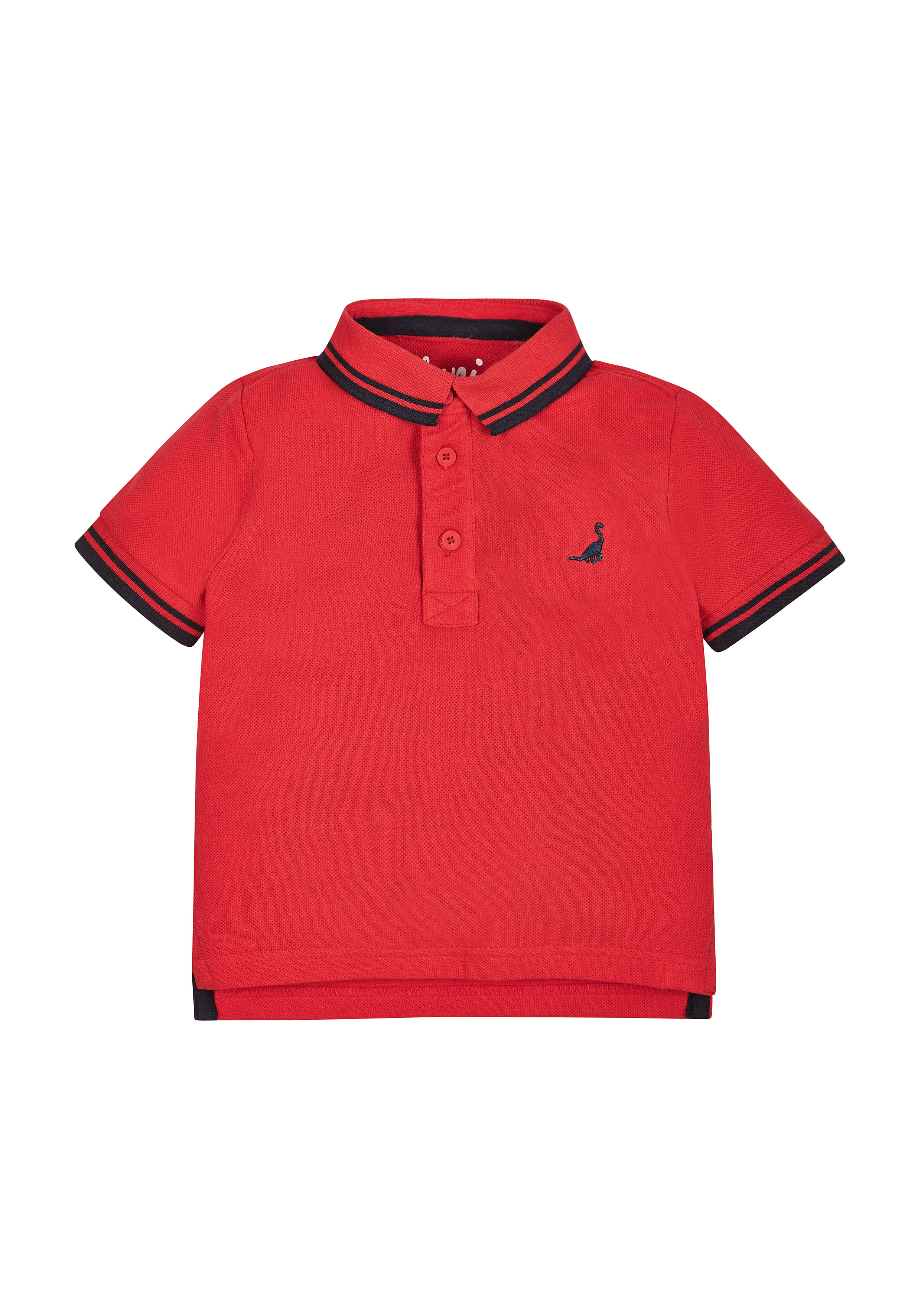 Mothercare | Boys Polo T-Shirt - Red