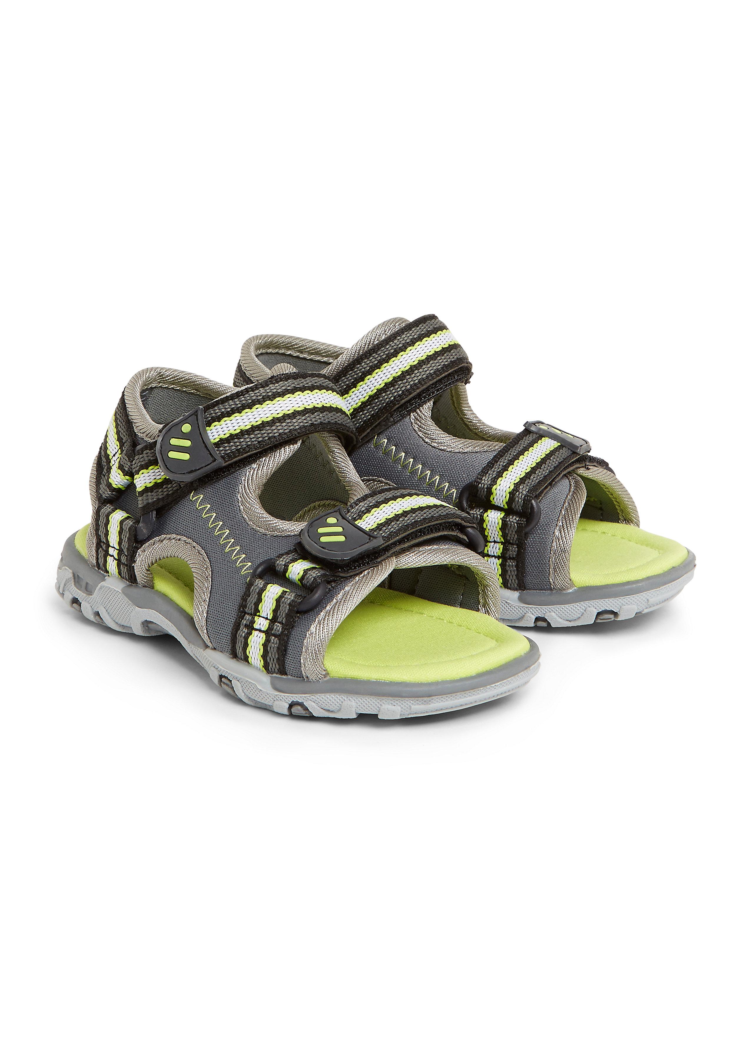 Mothercare | Boys Trekker Sandals - Grey