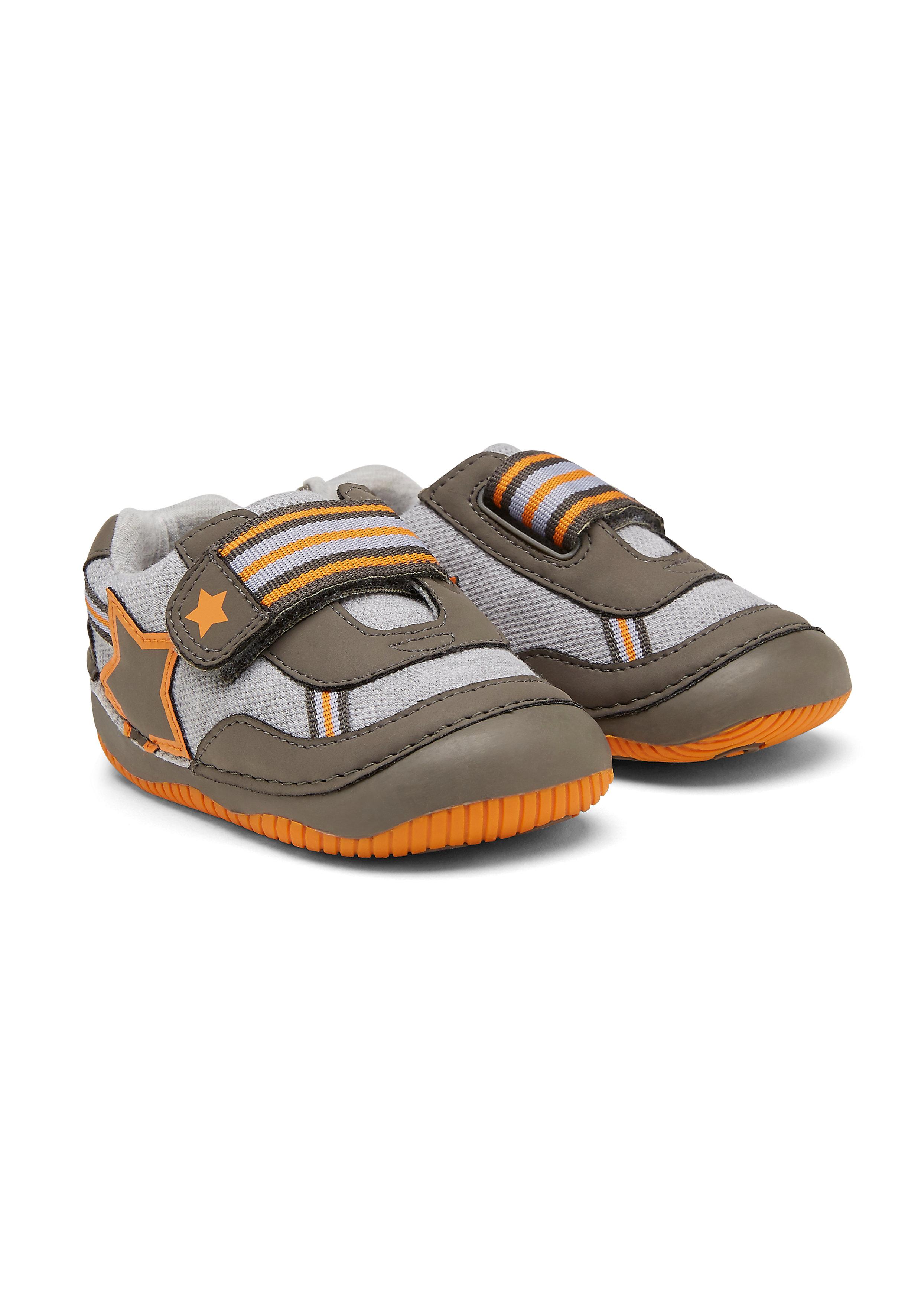 Mothercare | Boys Sport Star Crawler Shoes
