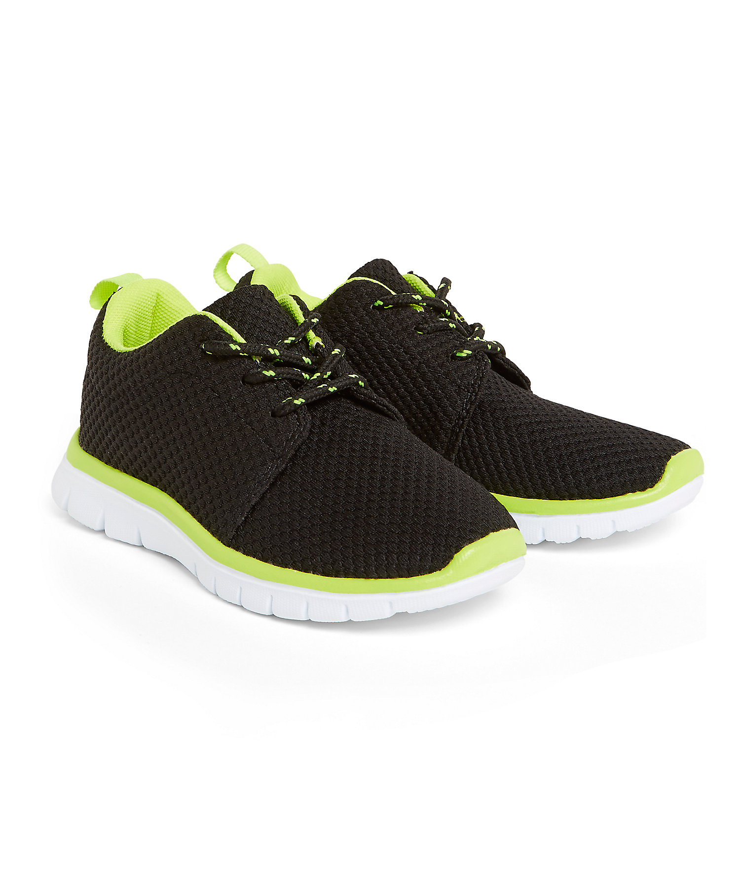 Mothercare | Boys Sports Shoes - Black