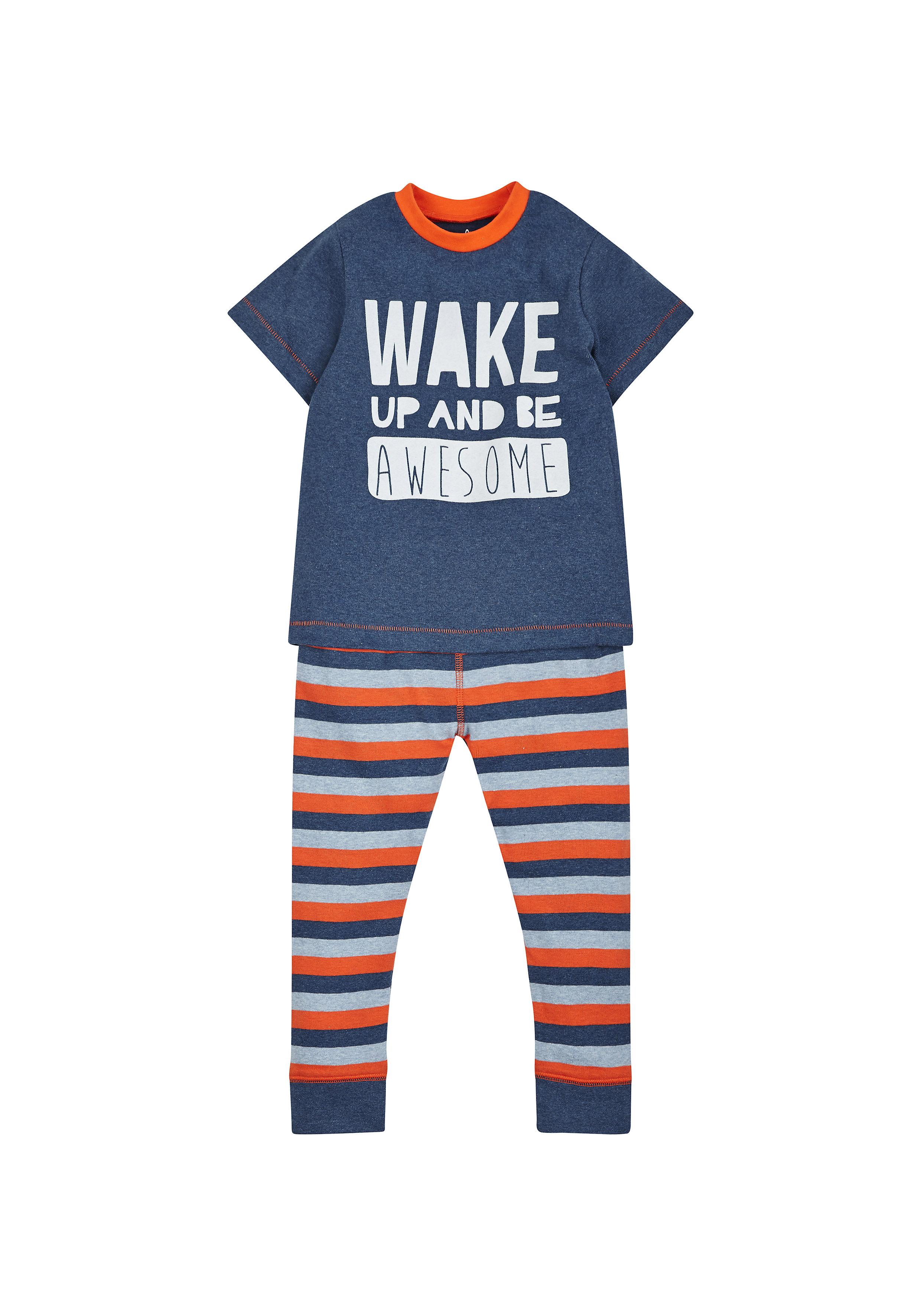 Mothercare | Boys Wake Up Pyjamas