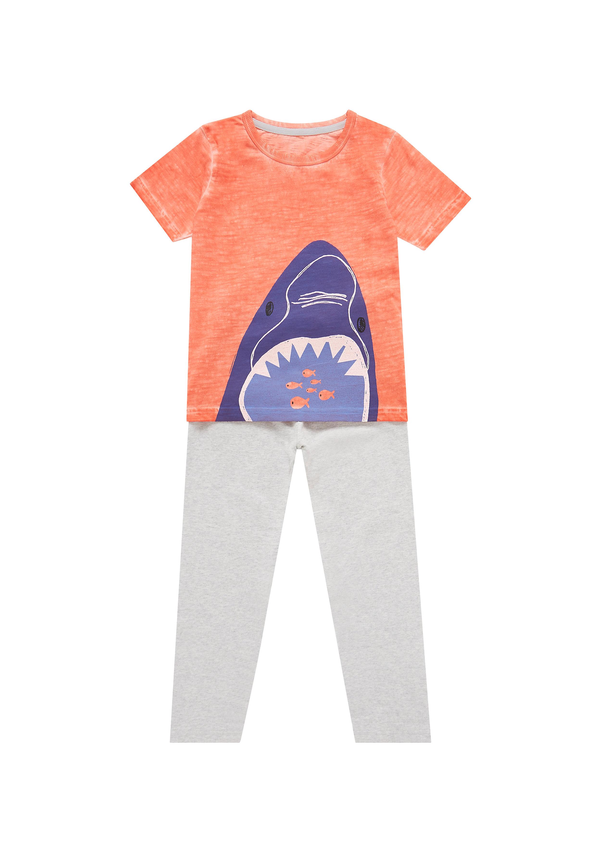 Mothercare | Boys Shark Pyjamas