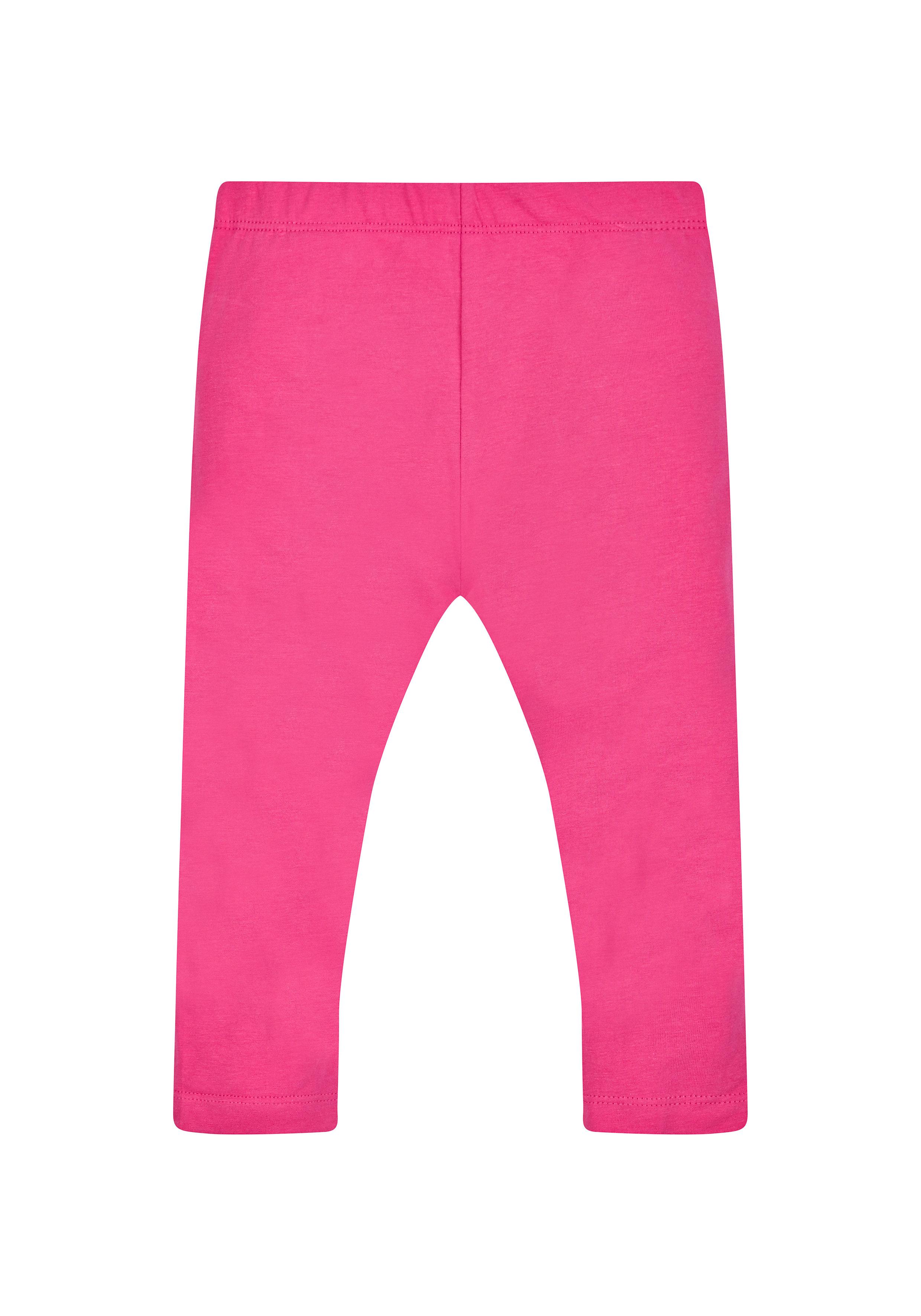 Mothercare | Girls Leggings  - Pink