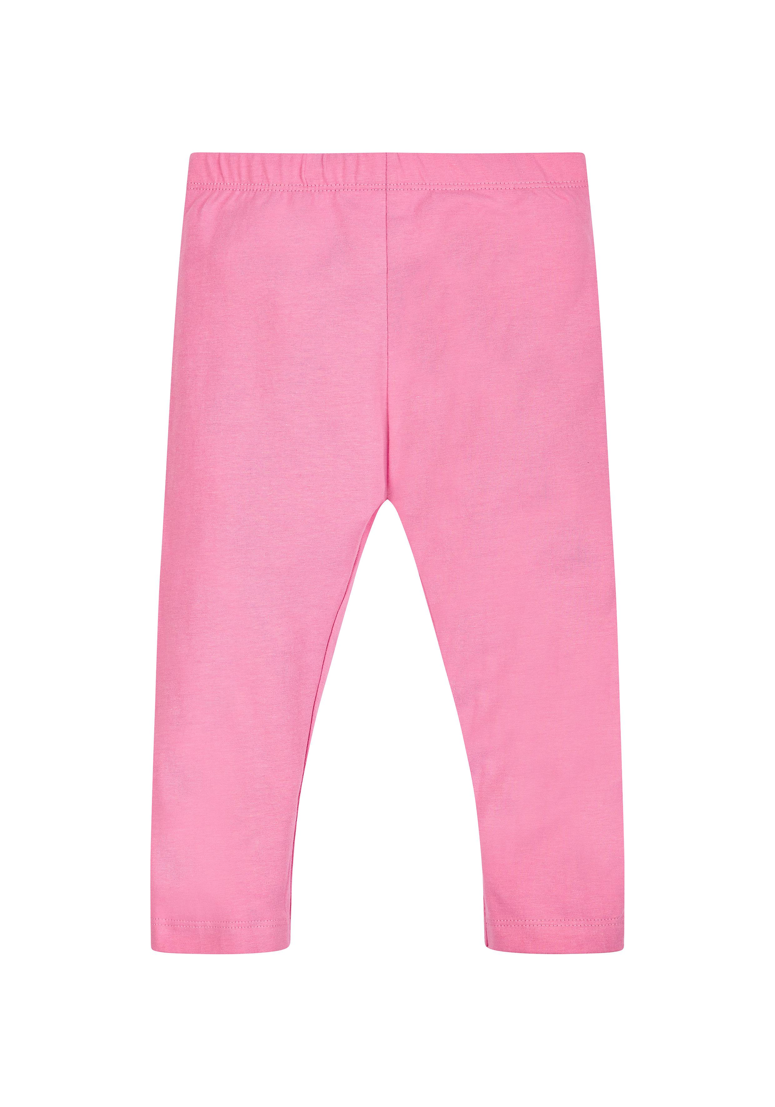 Mothercare | Pink Girls Pink Leggings