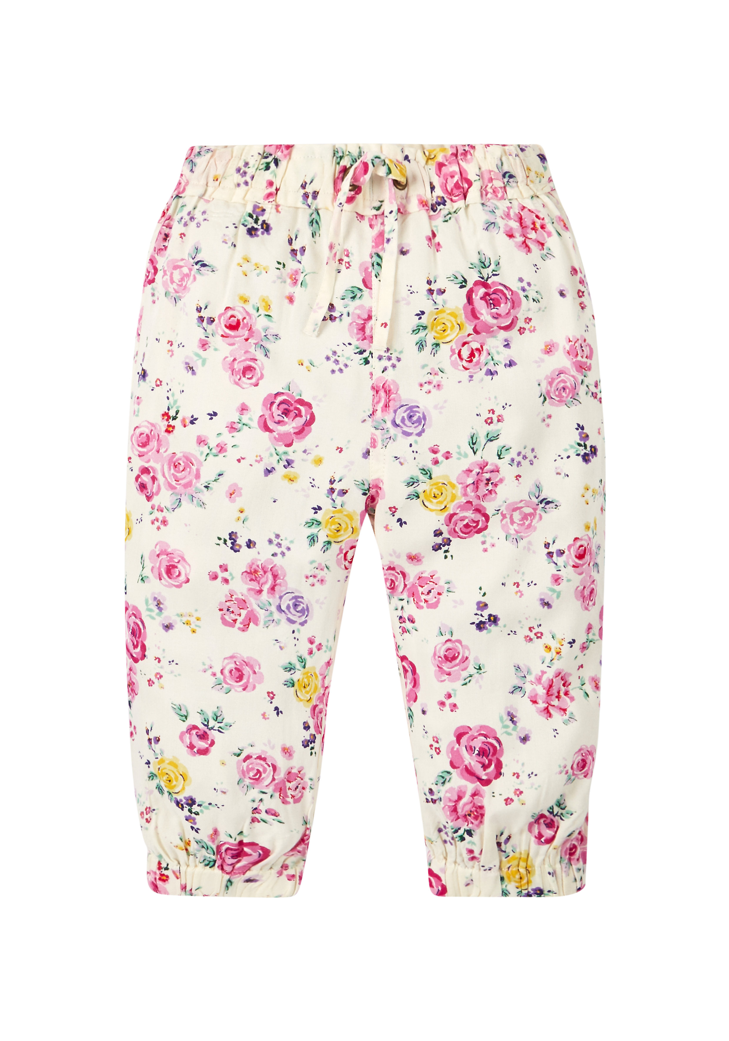 Mothercare   Girls Floral Harem Trousers