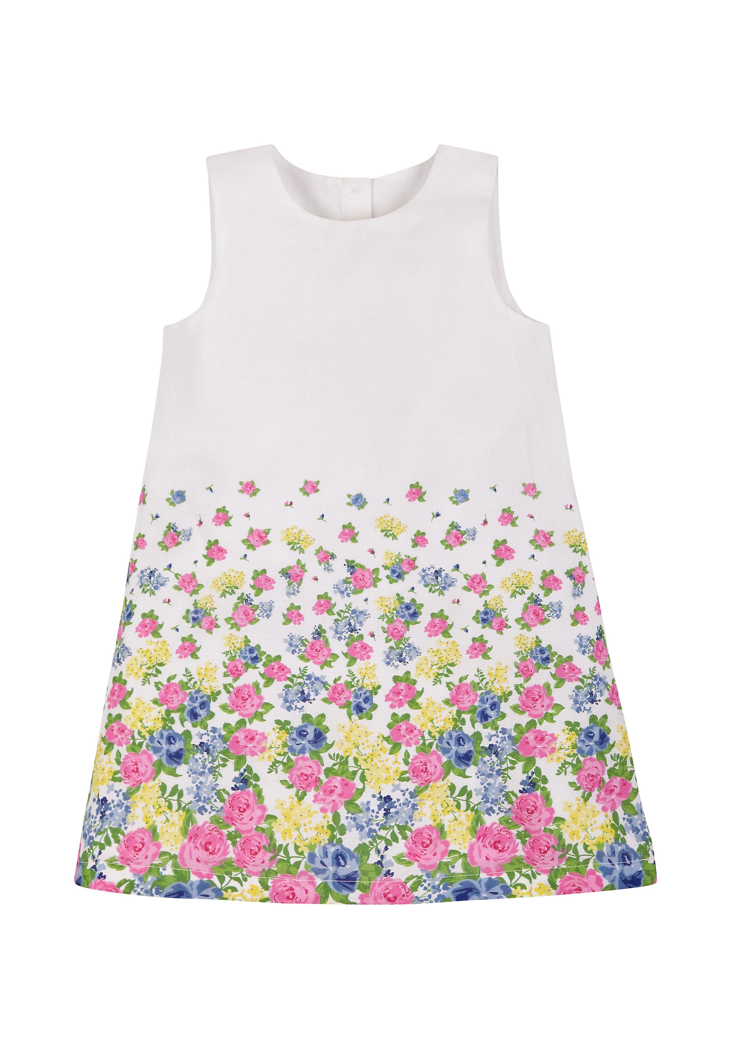 Mothercare | Girls Floral Print Dress
