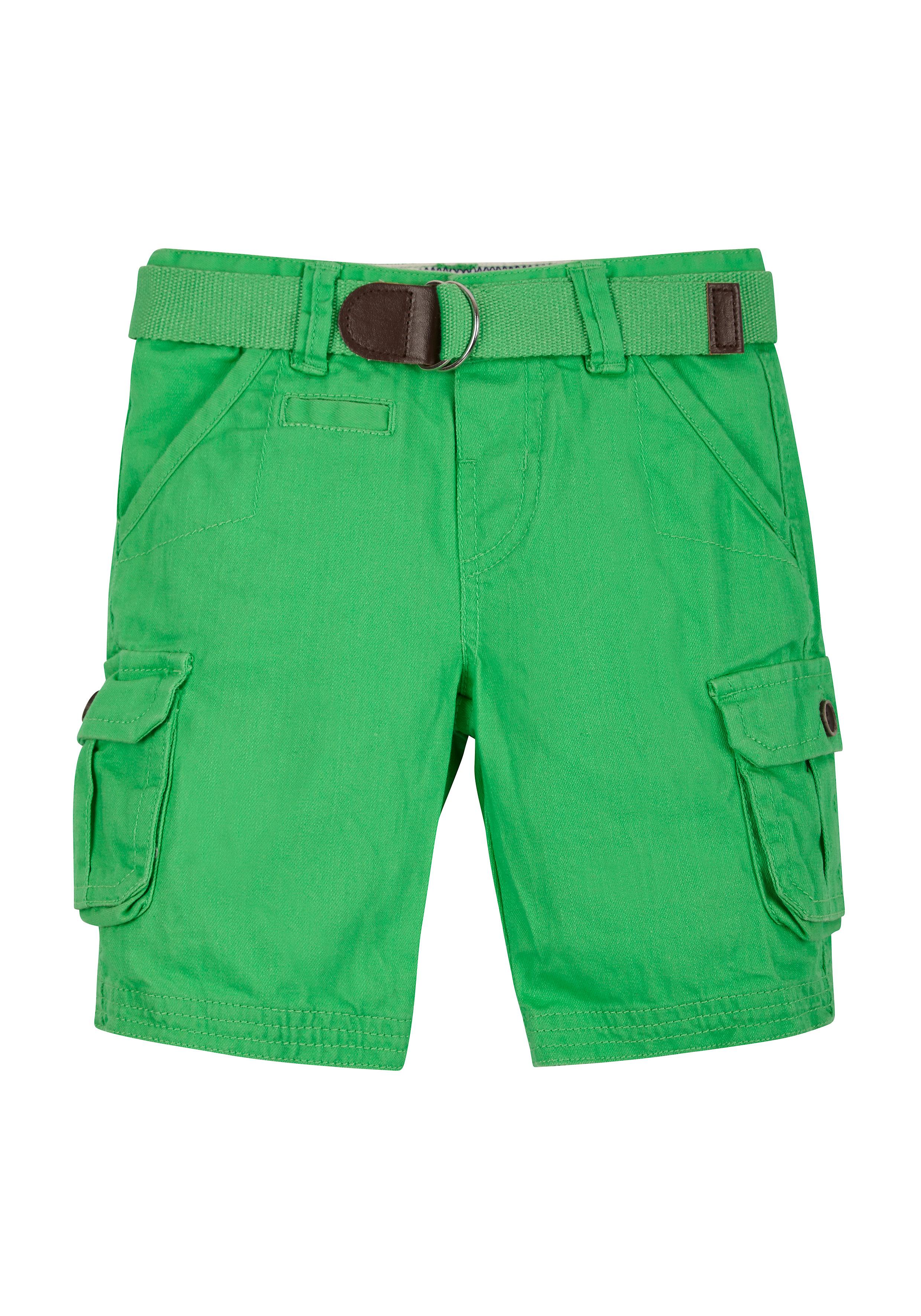 Mothercare | Boys Cargo Shorts - Green