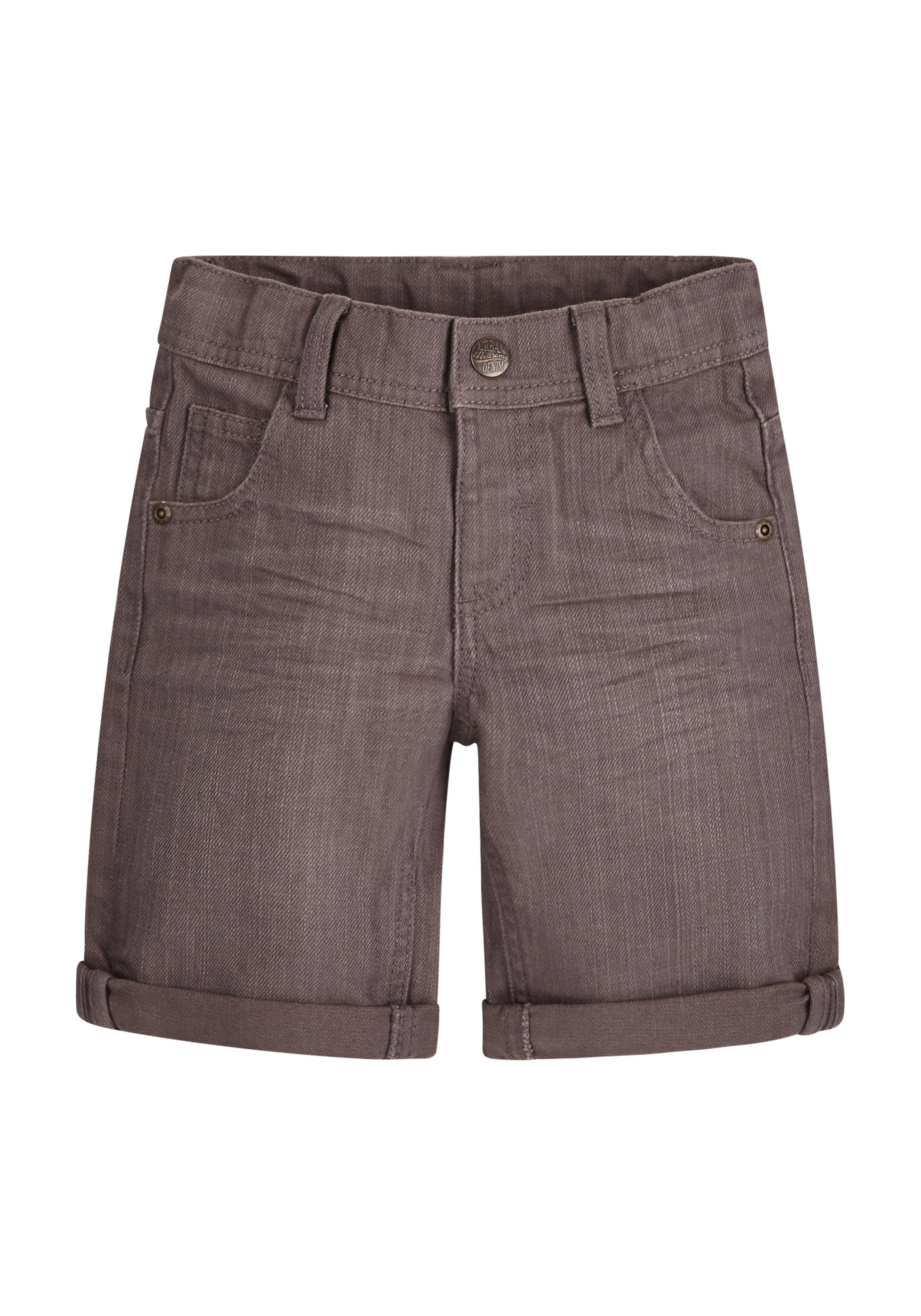 Mothercare | Boys Denim Shorts - Grey