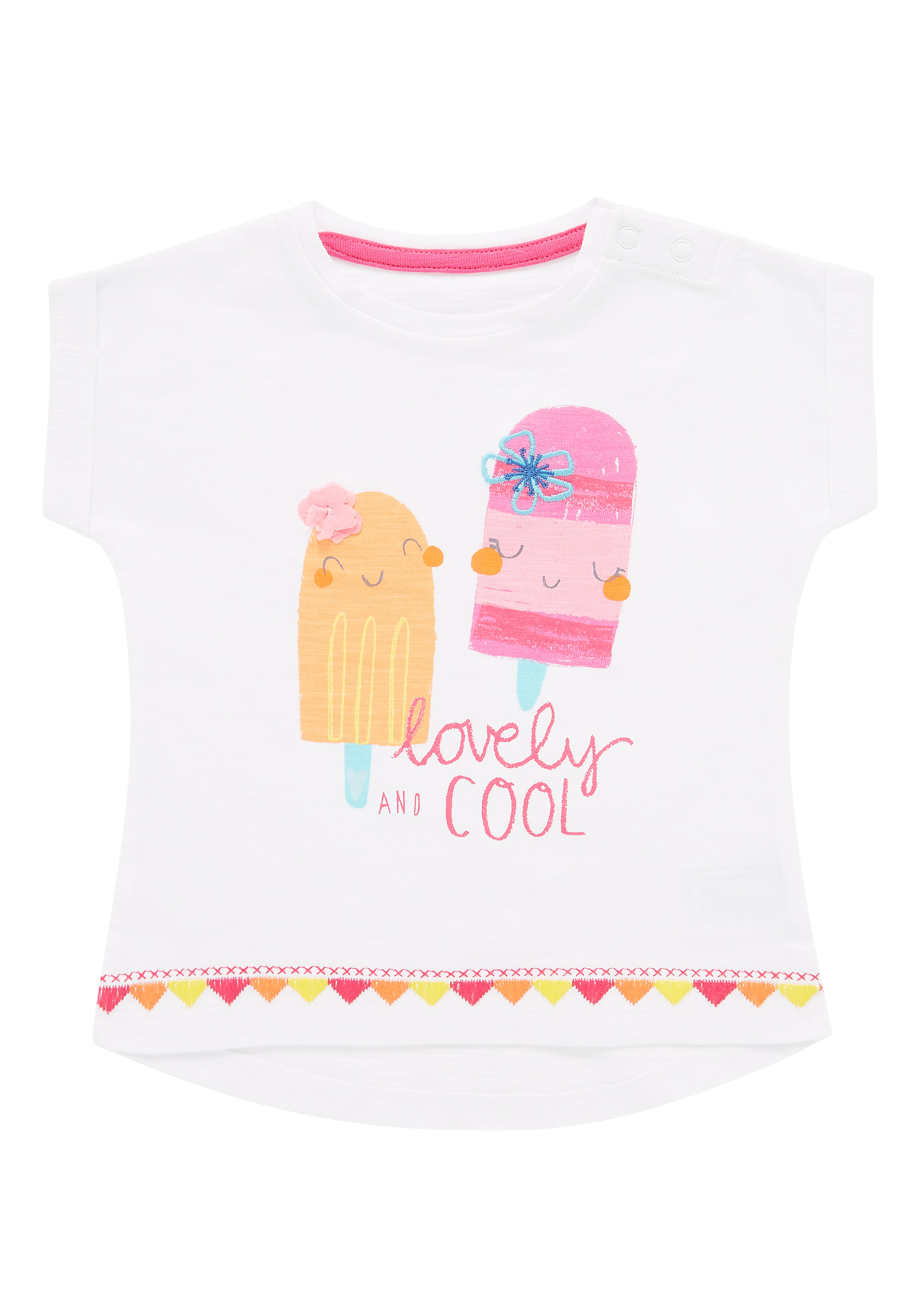 Mothercare | Girls Ice Lolly T-Shirt