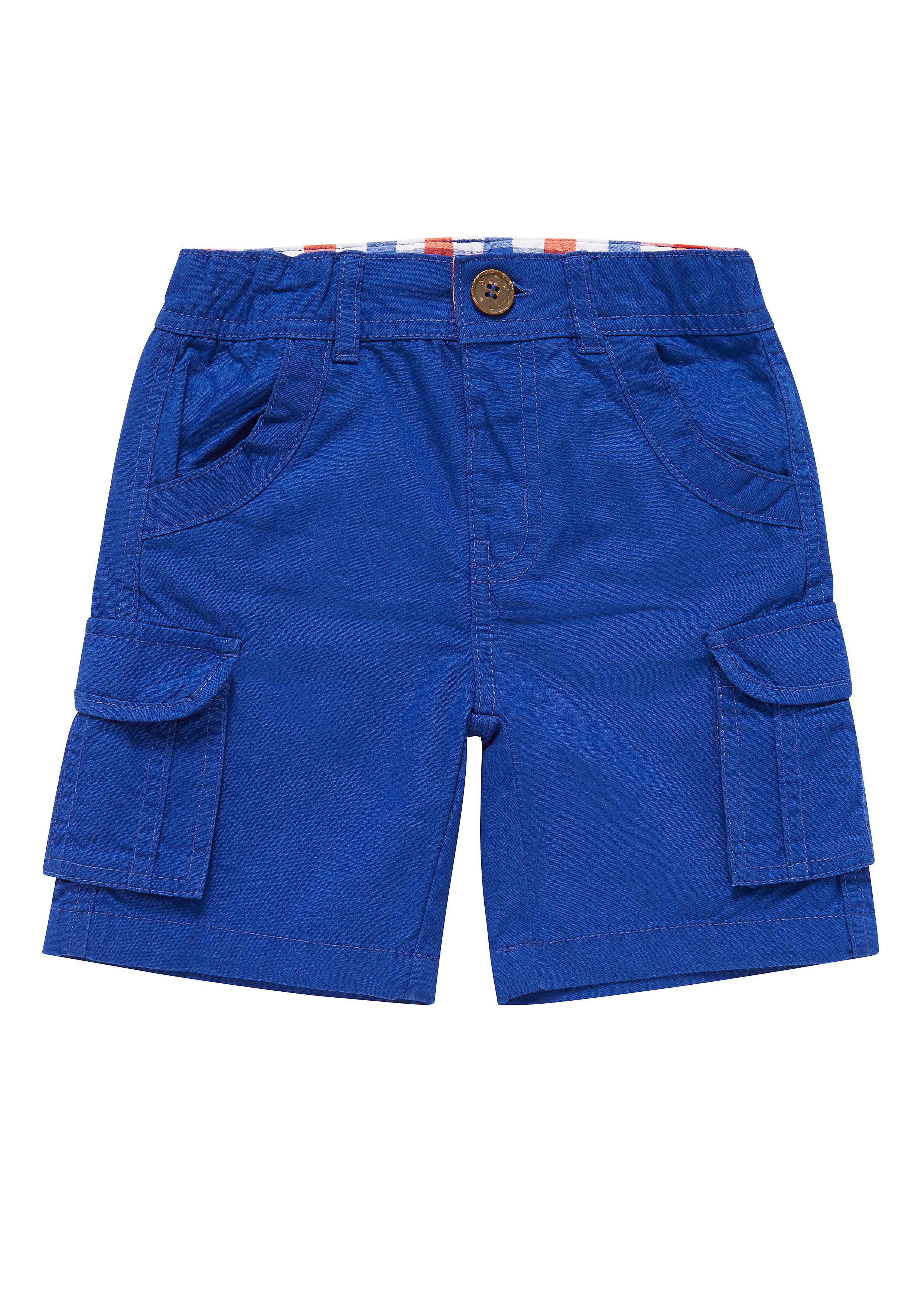 Mothercare | Boys Cargo Shorts - Blue
