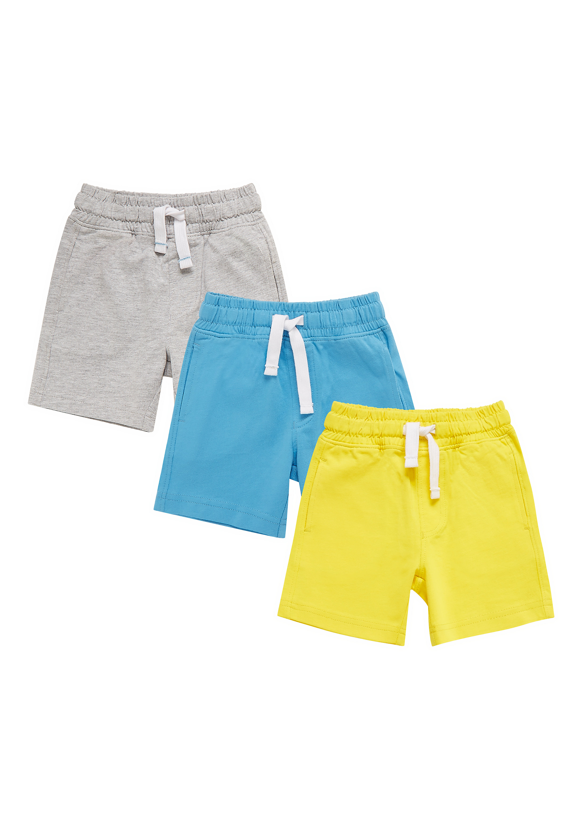 Mothercare | Boys Jersey Shorts - Multicolor