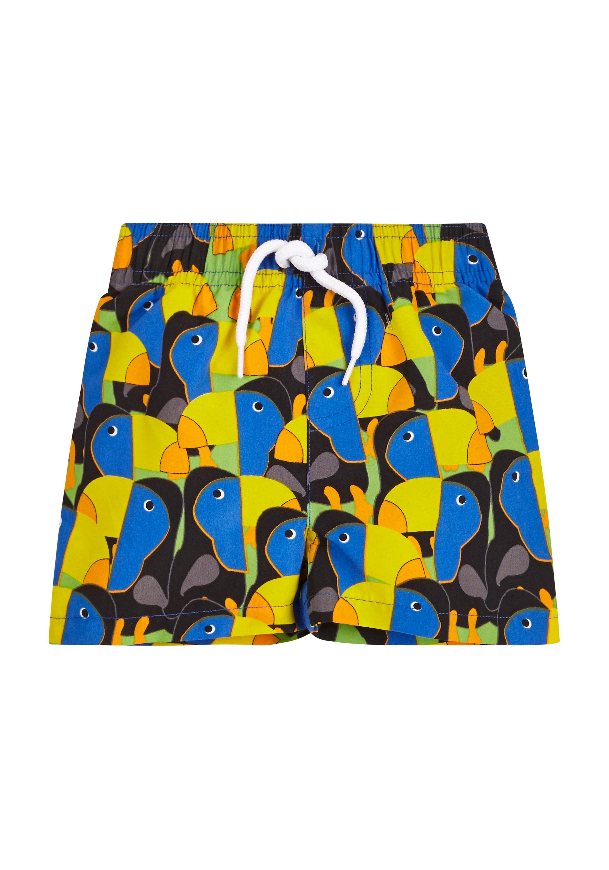 Mothercare | Multicolor Boys Toucan Swim Shorts