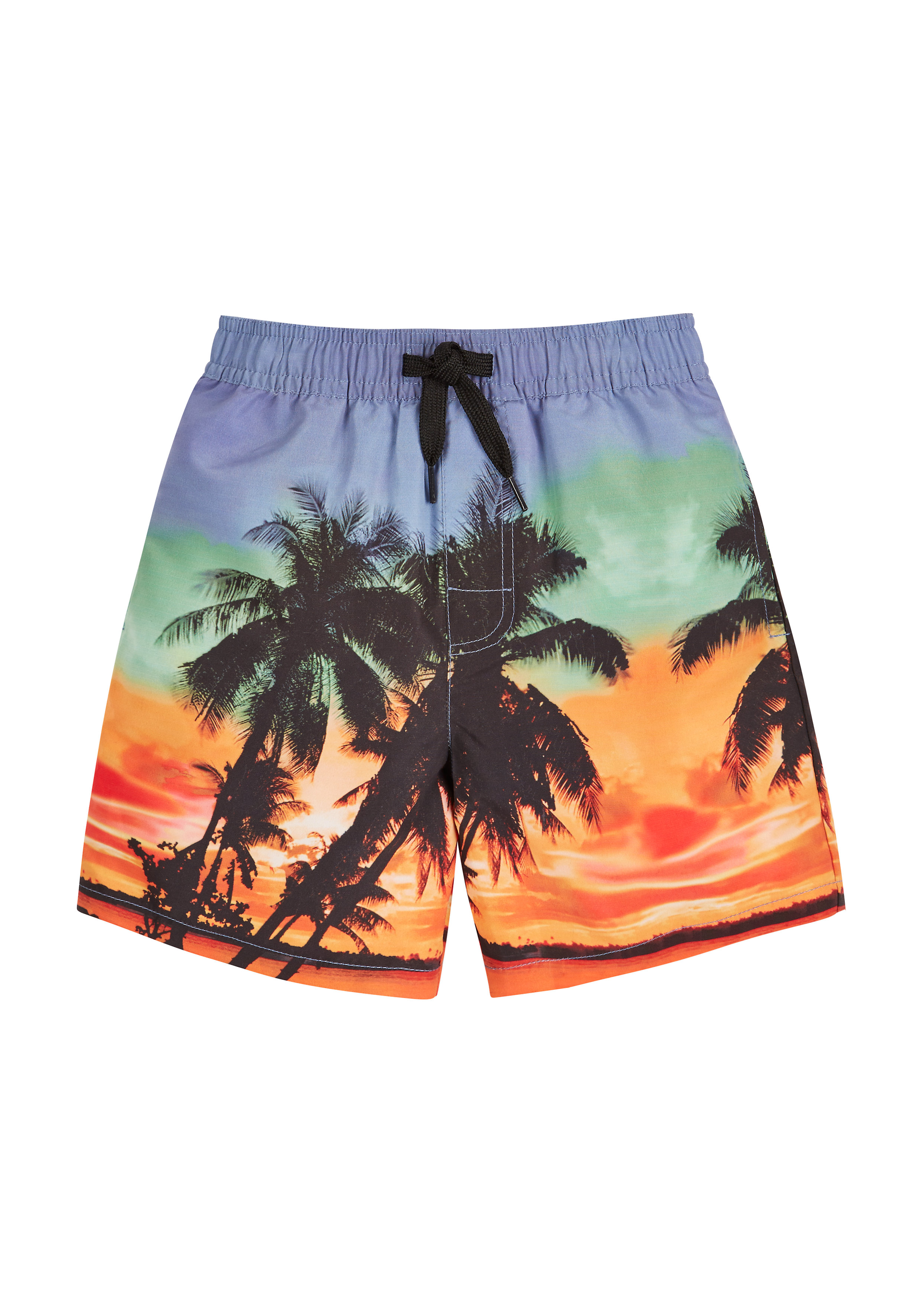 Mothercare | Multicolor Boys Palm Tree Shorts