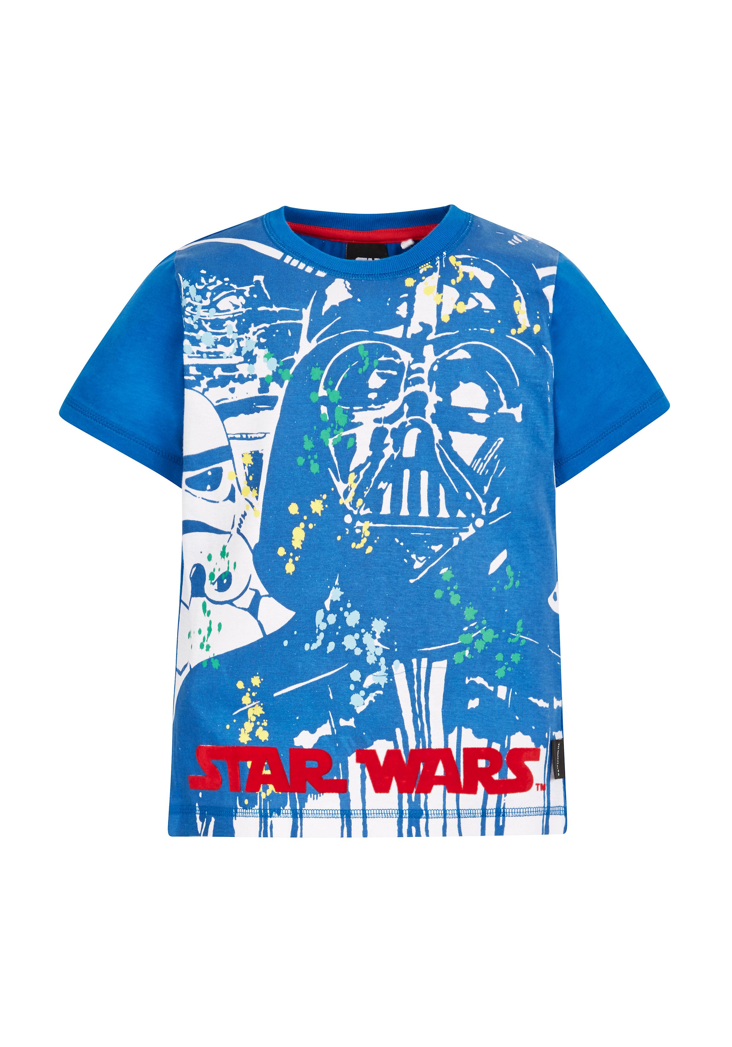 Mothercare   Boys Star Wars T-Shirt - Blue