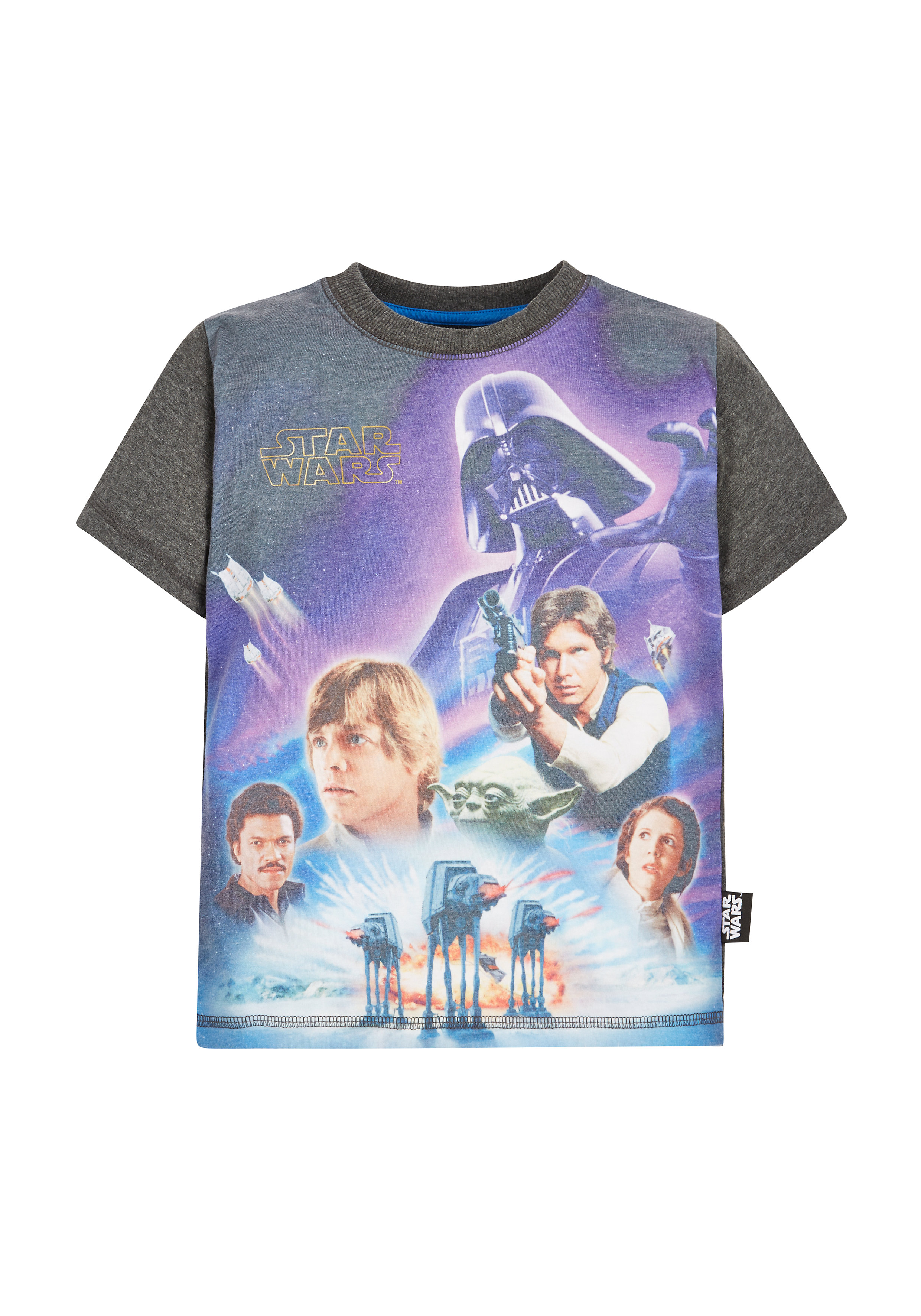 Mothercare | Boys Star Wars Sublimation T-Shirt  - Multicolor