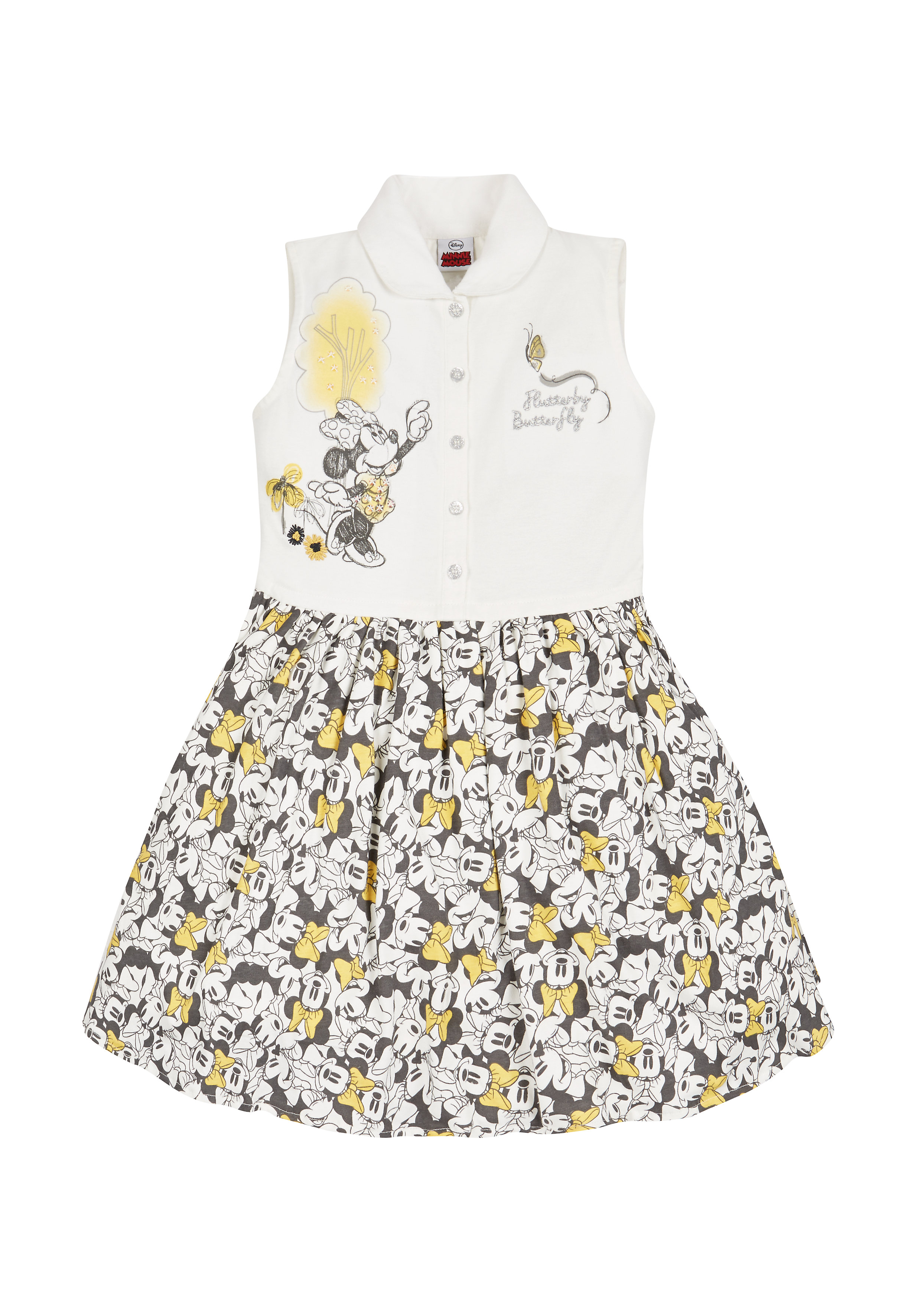 Mothercare   Girls Disney Minnie Mouse Dress
