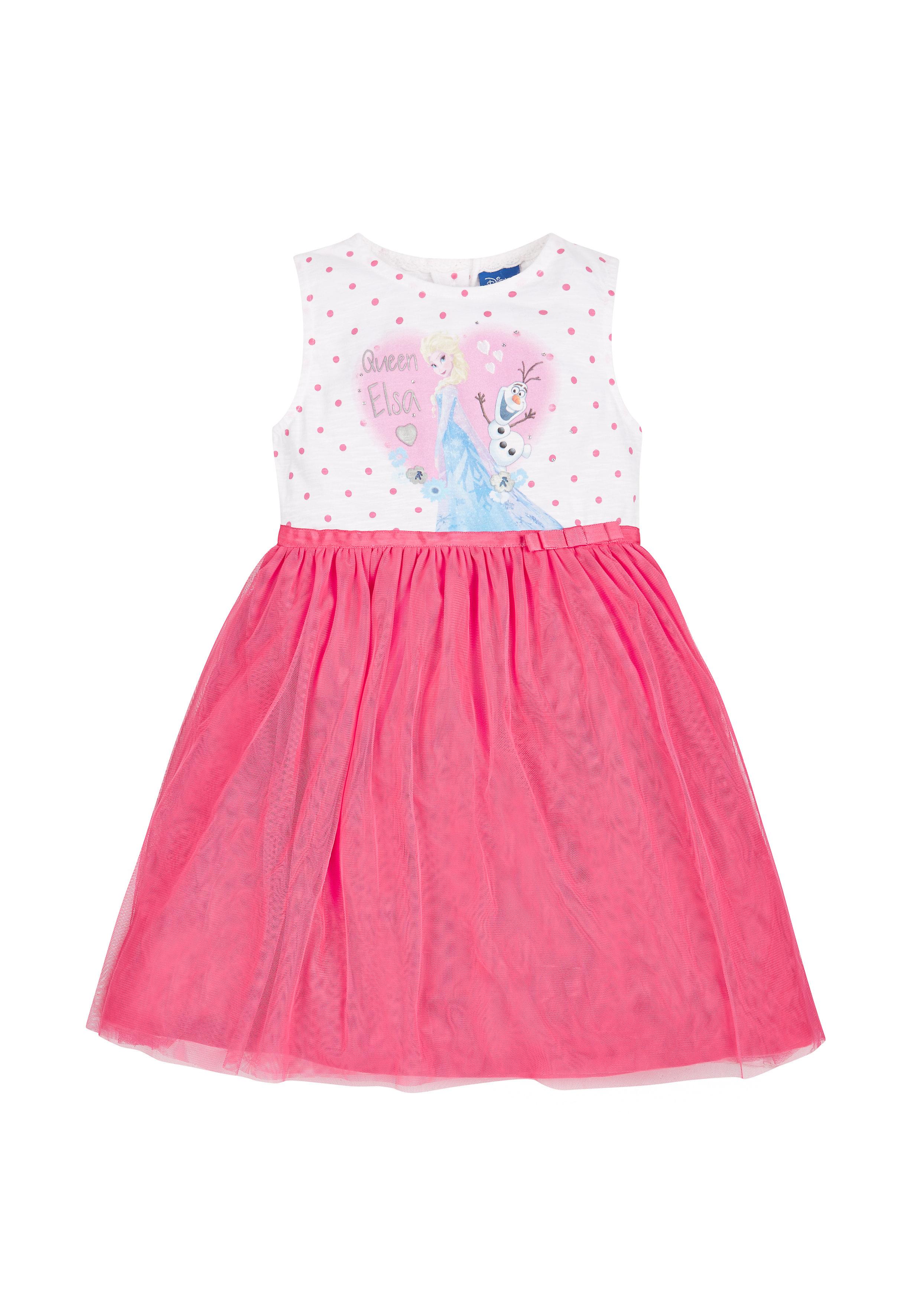Mothercare | Girls Disney Frozen Dress