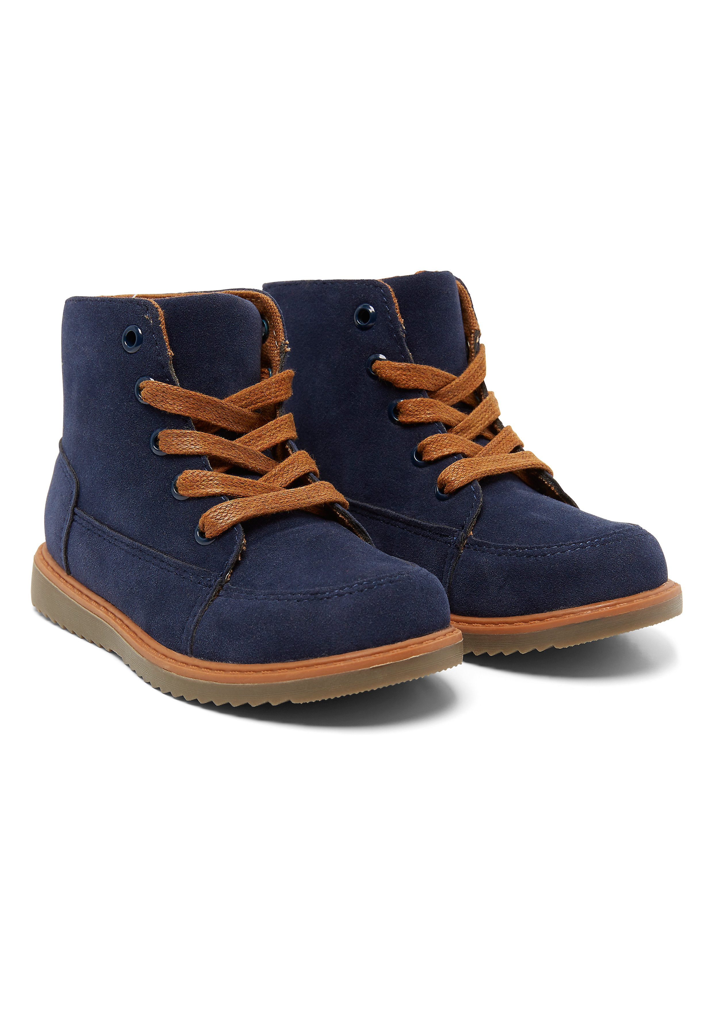 Mothercare   Boys Worker Boots - Navy