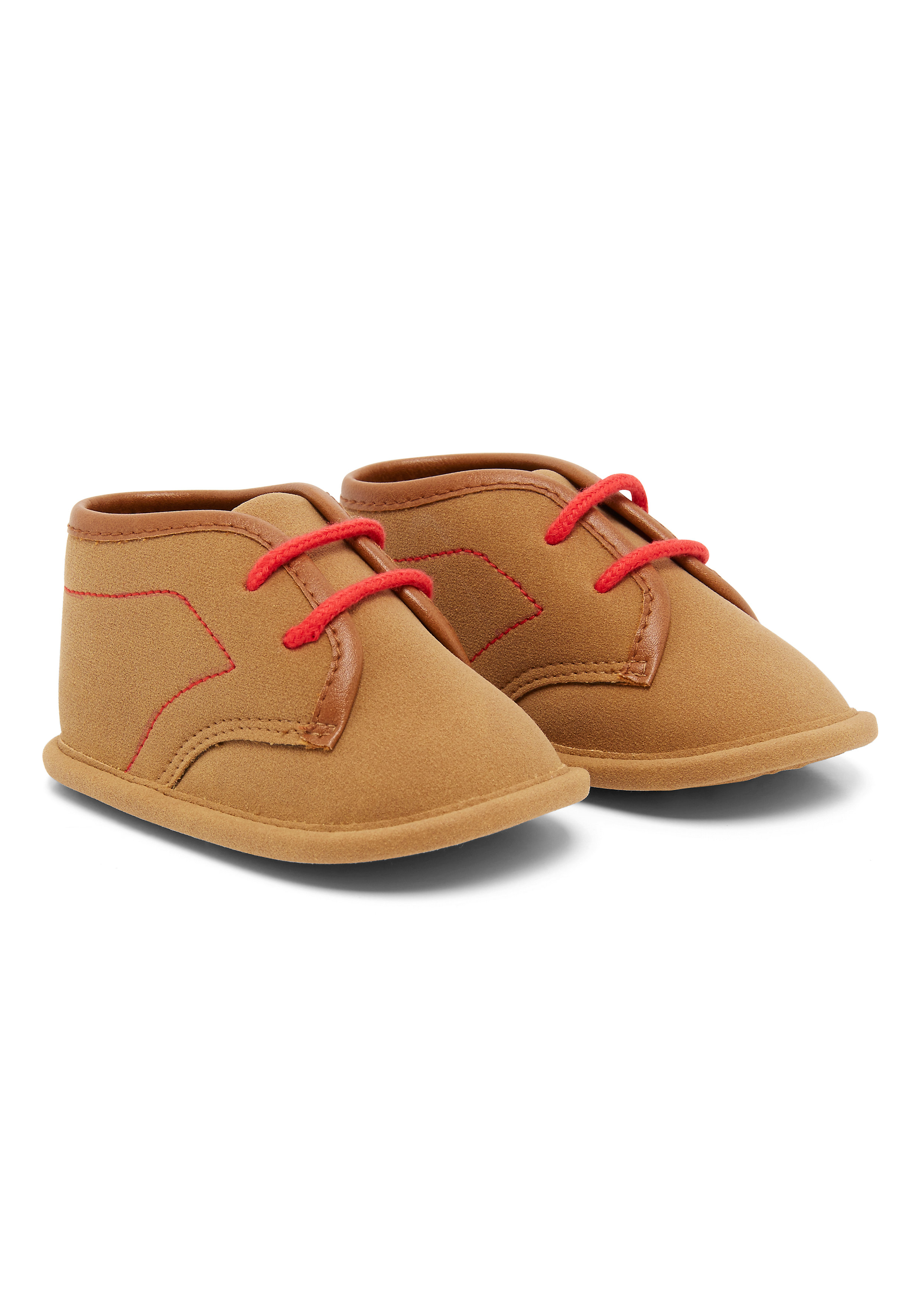Mothercare | Boys Lace Up Boots - Brown