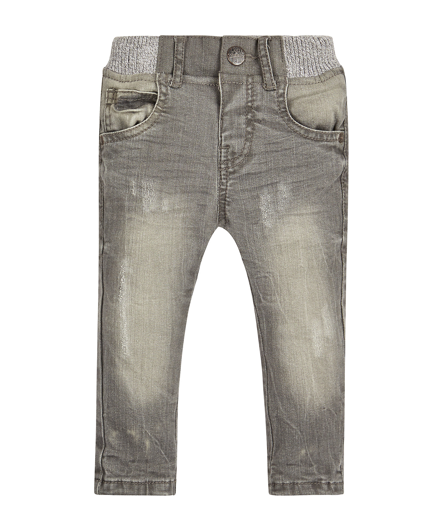 Mothercare | Boys Jeans Skinny Fit - Grey