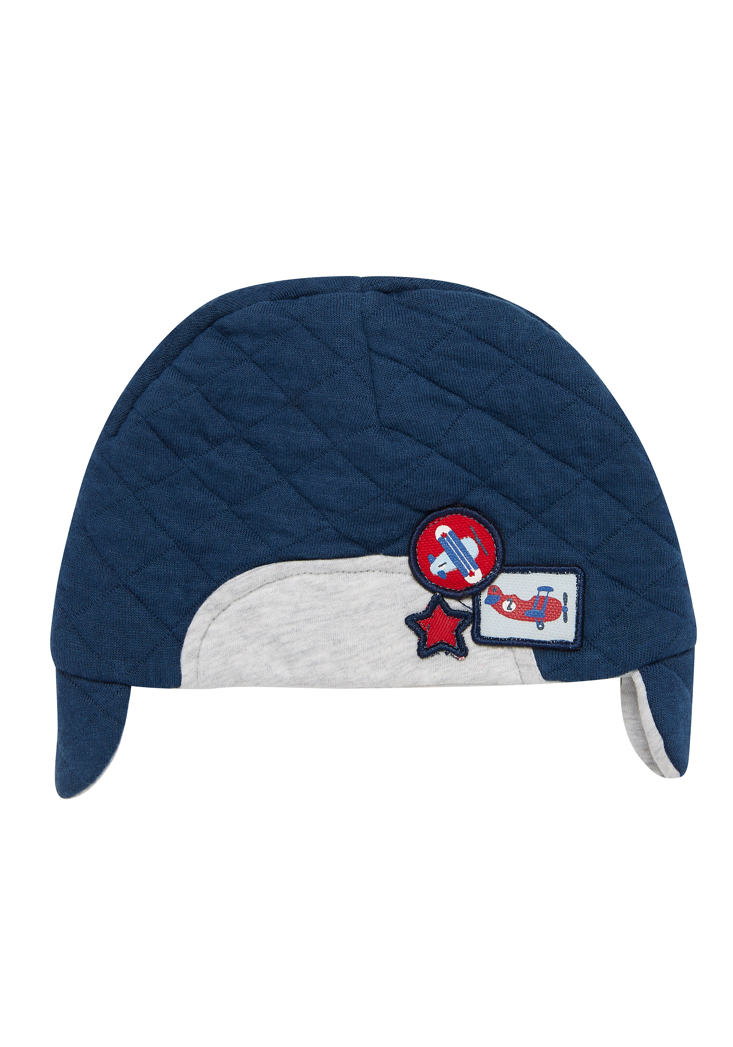 Mothercare | Boys Hat Quilted - Navy