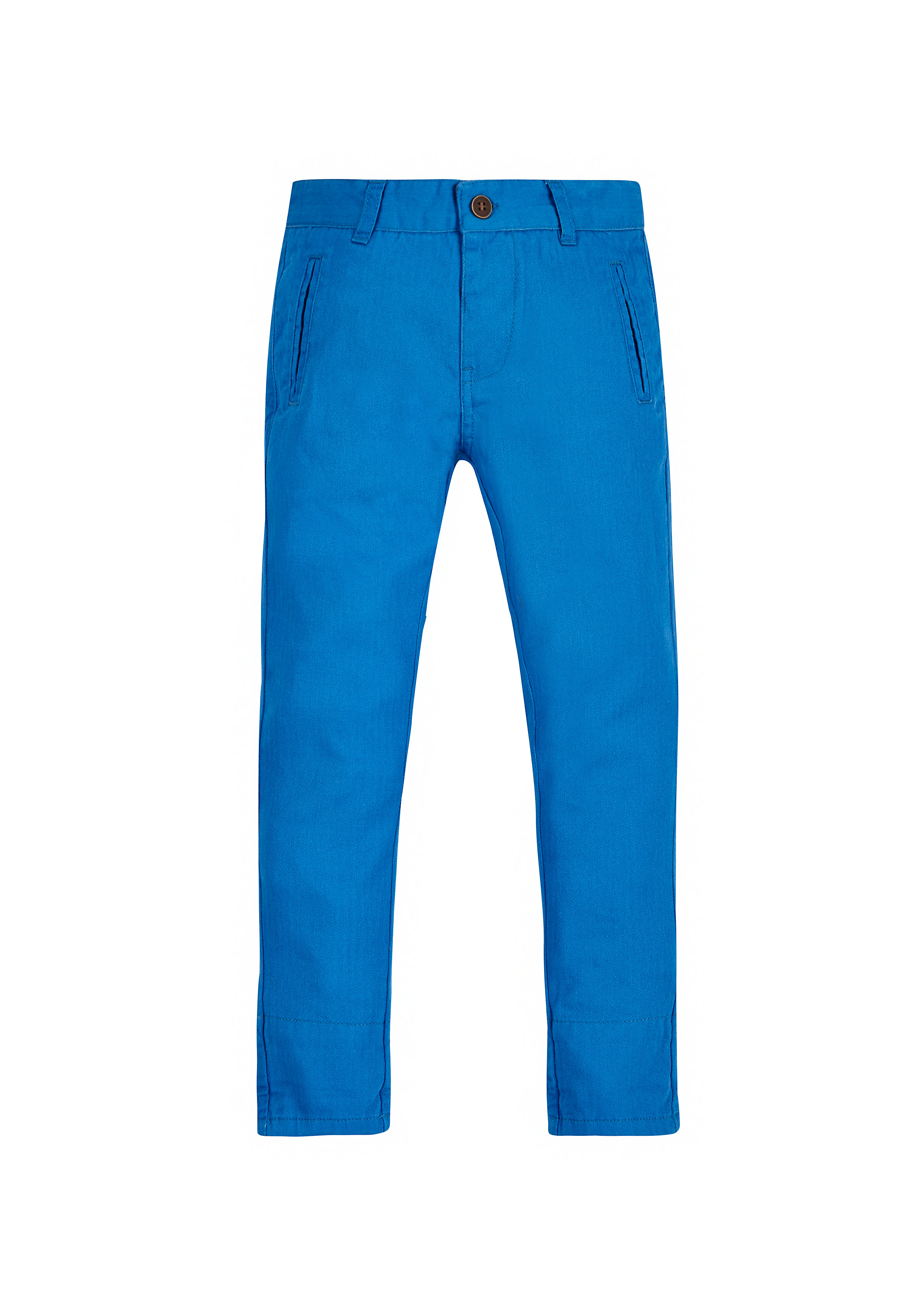 Mothercare | Boys Blue Chinos