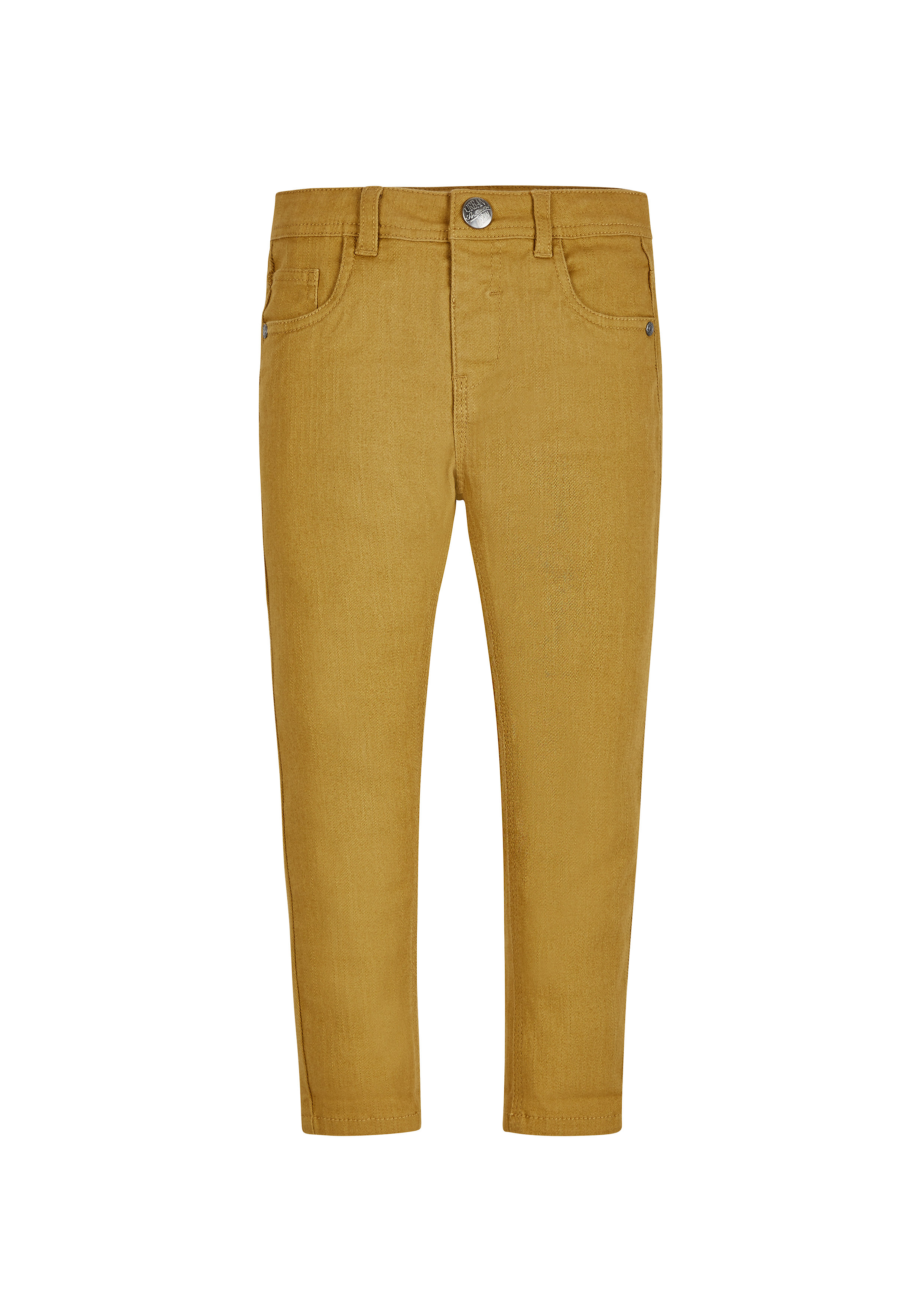 Mothercare | Boys Twill Trousers - Yellow