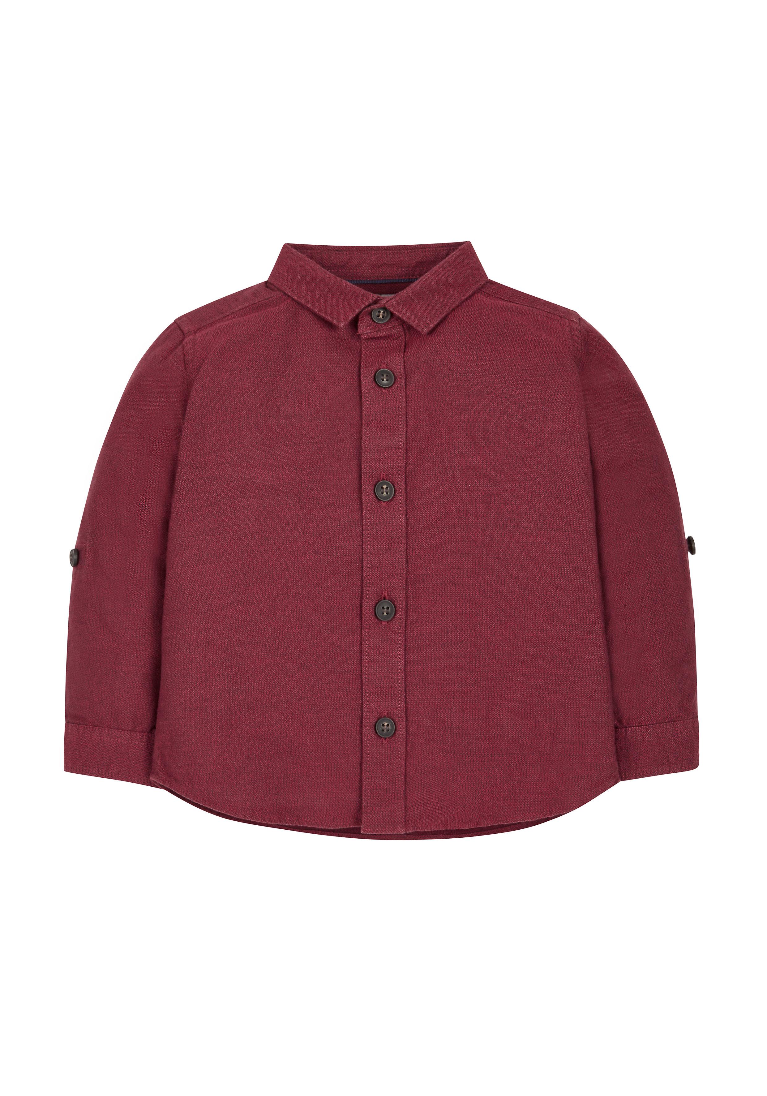 Mothercare | Boys Shirt - Burgundy