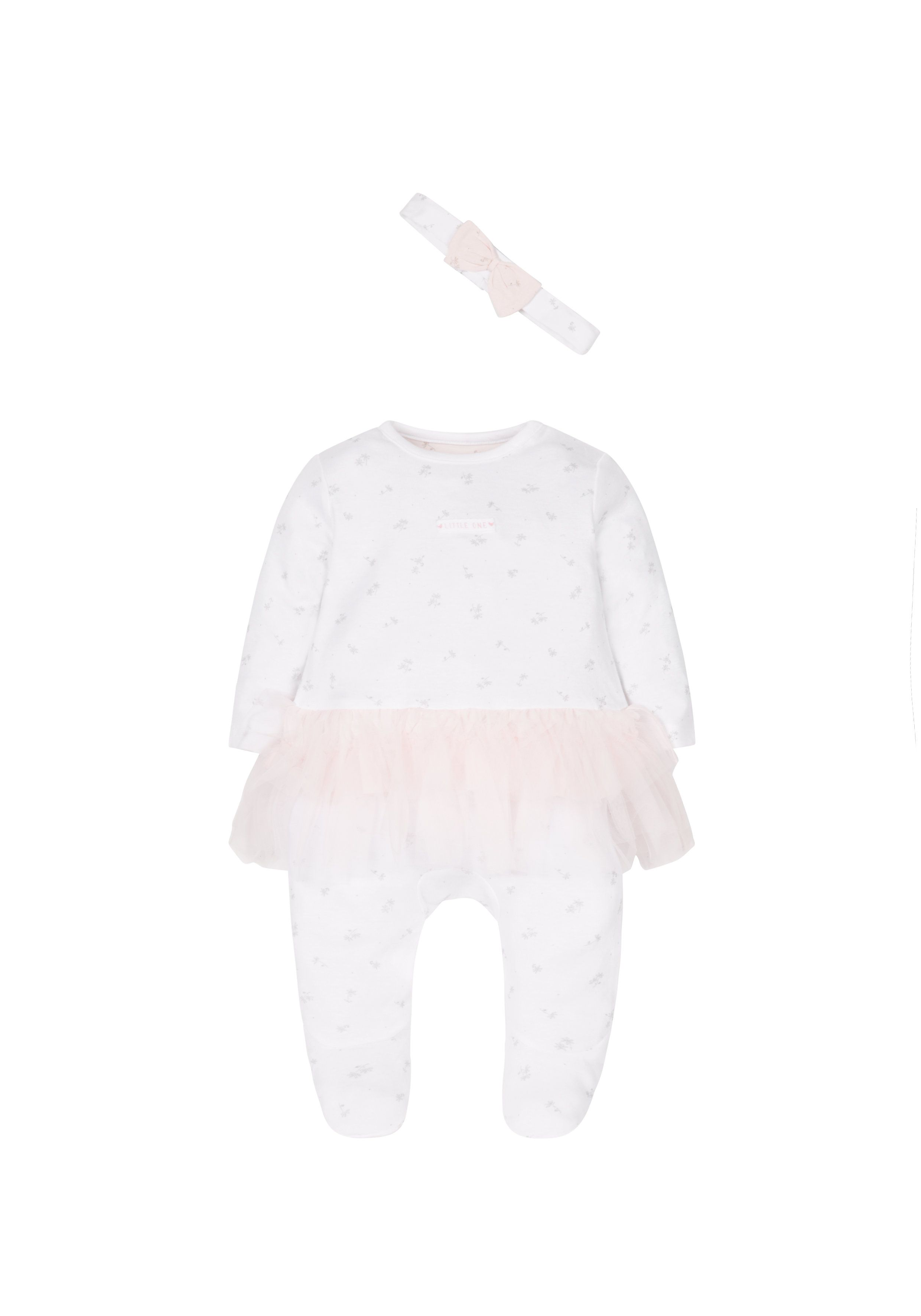 Mothercare   My First Tutu All In One With Hairband