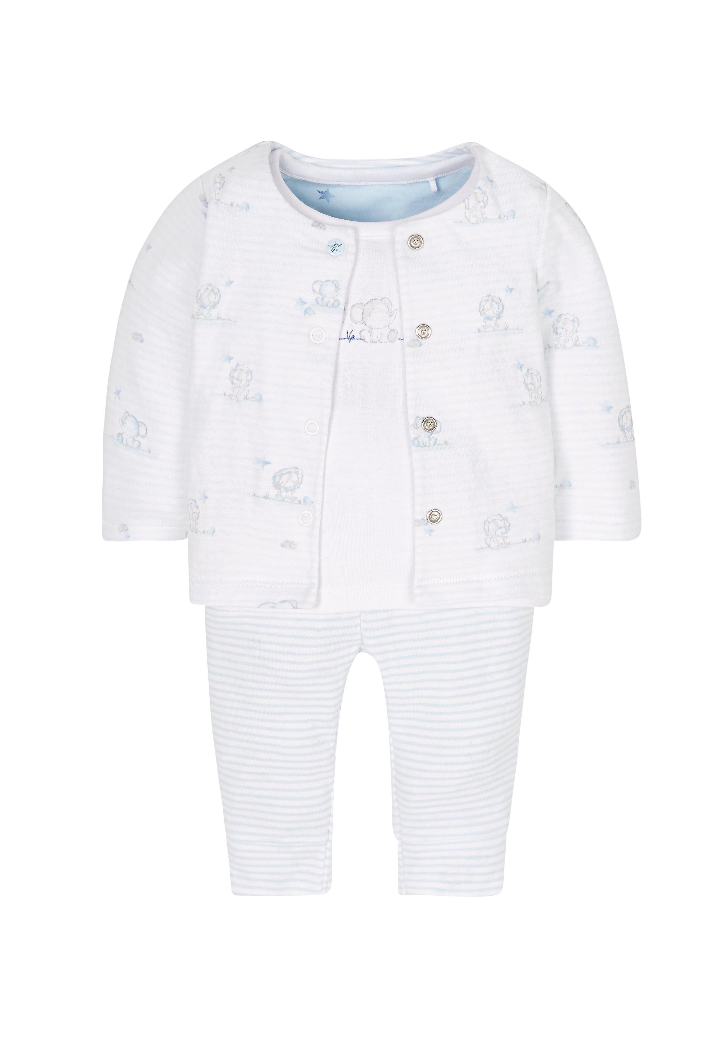 Mothercare | Boys Little Lion 3 Piece Gift Set