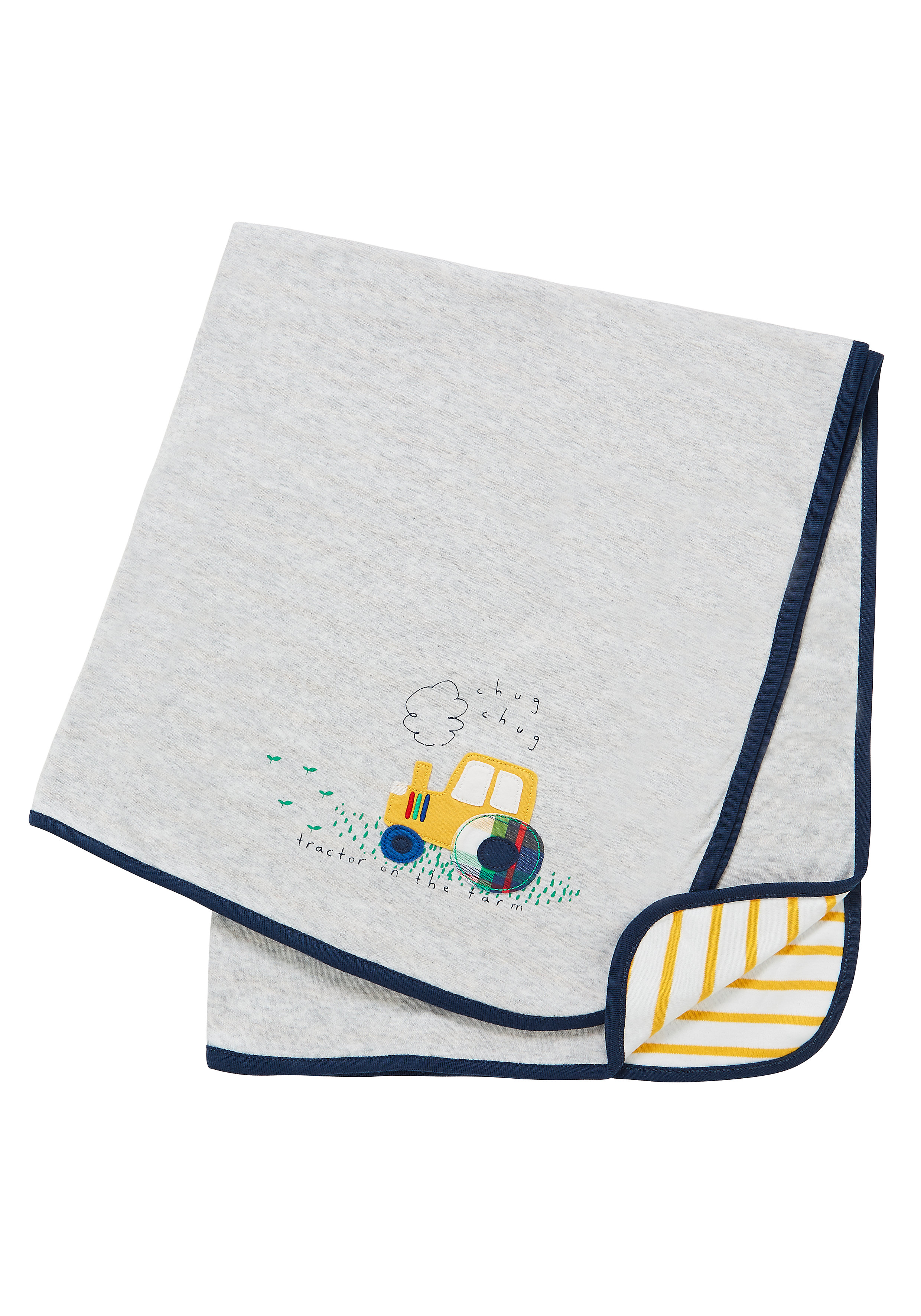 Mothercare | Boys Tractor Shawl