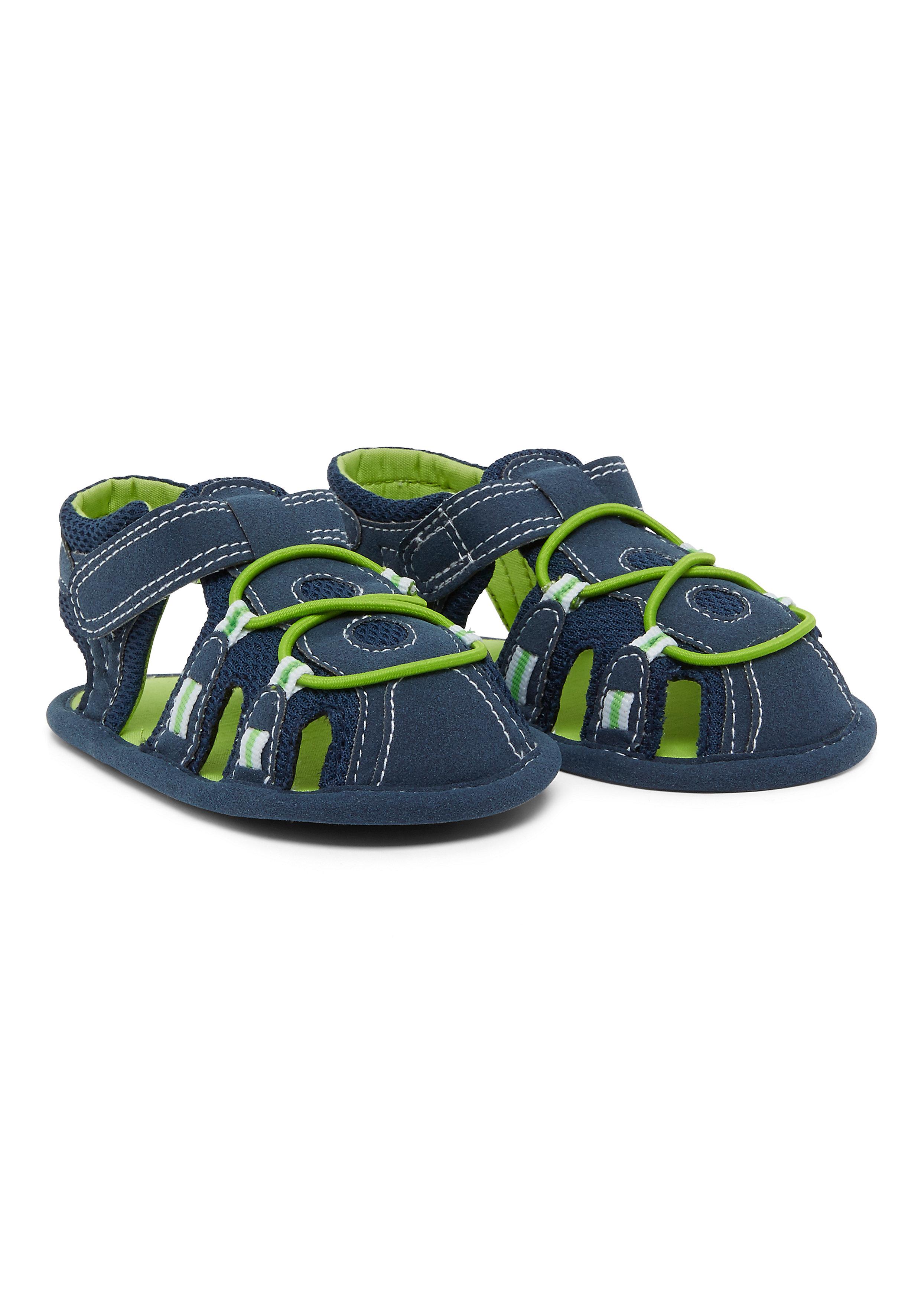 Mothercare   Boys Trekker Sandals - Green