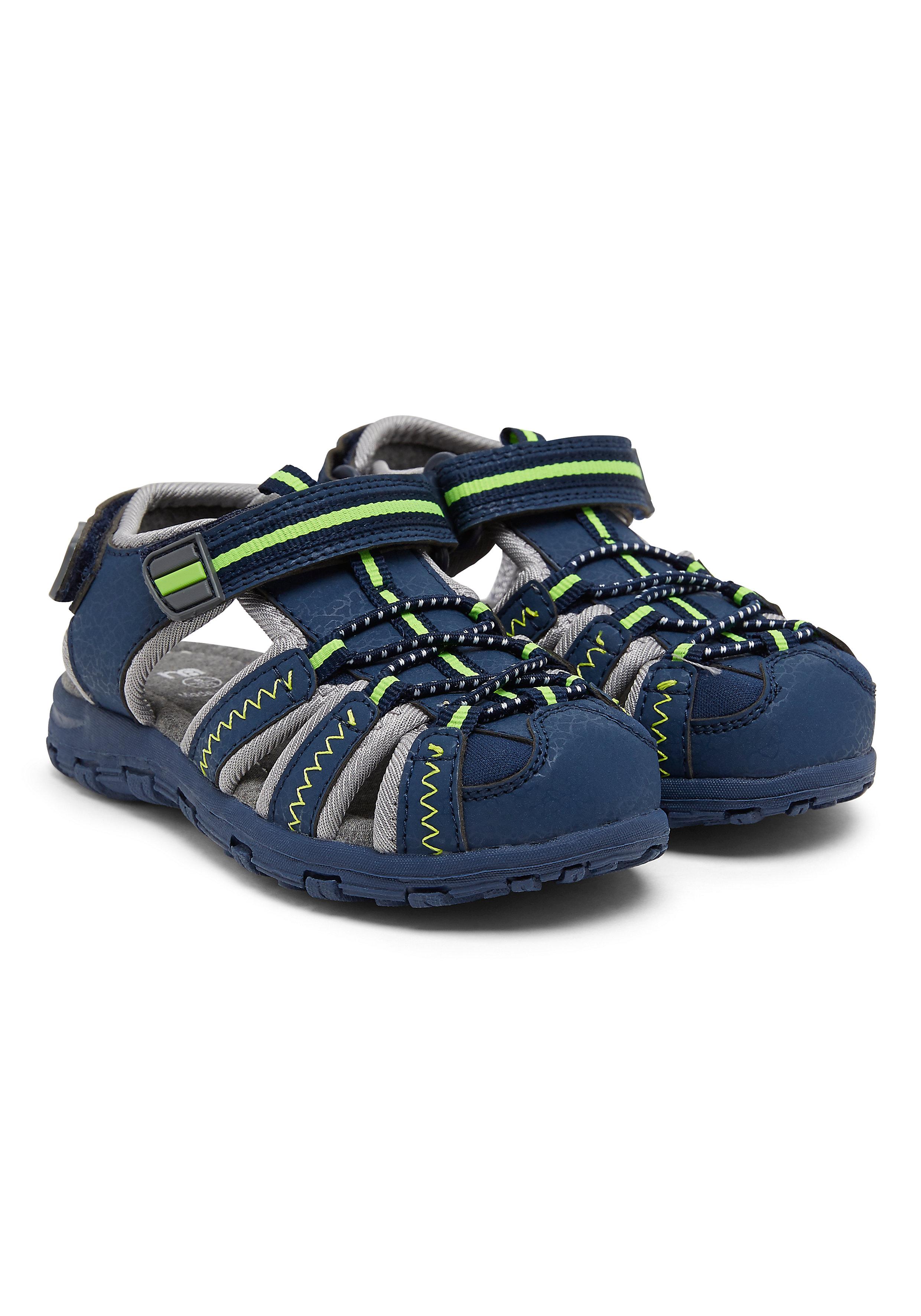 Mothercare | Blue Boys Blue Closed Toe Trekker Sandals