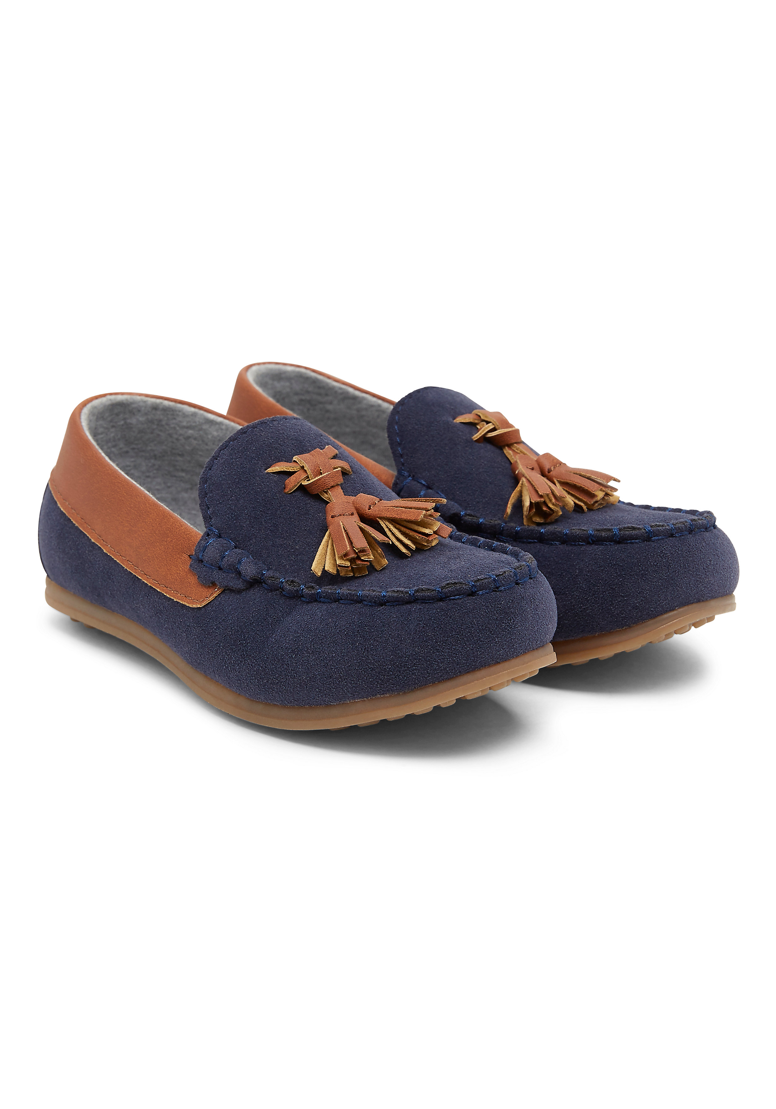 Mothercare   Boys Loafers - Navy