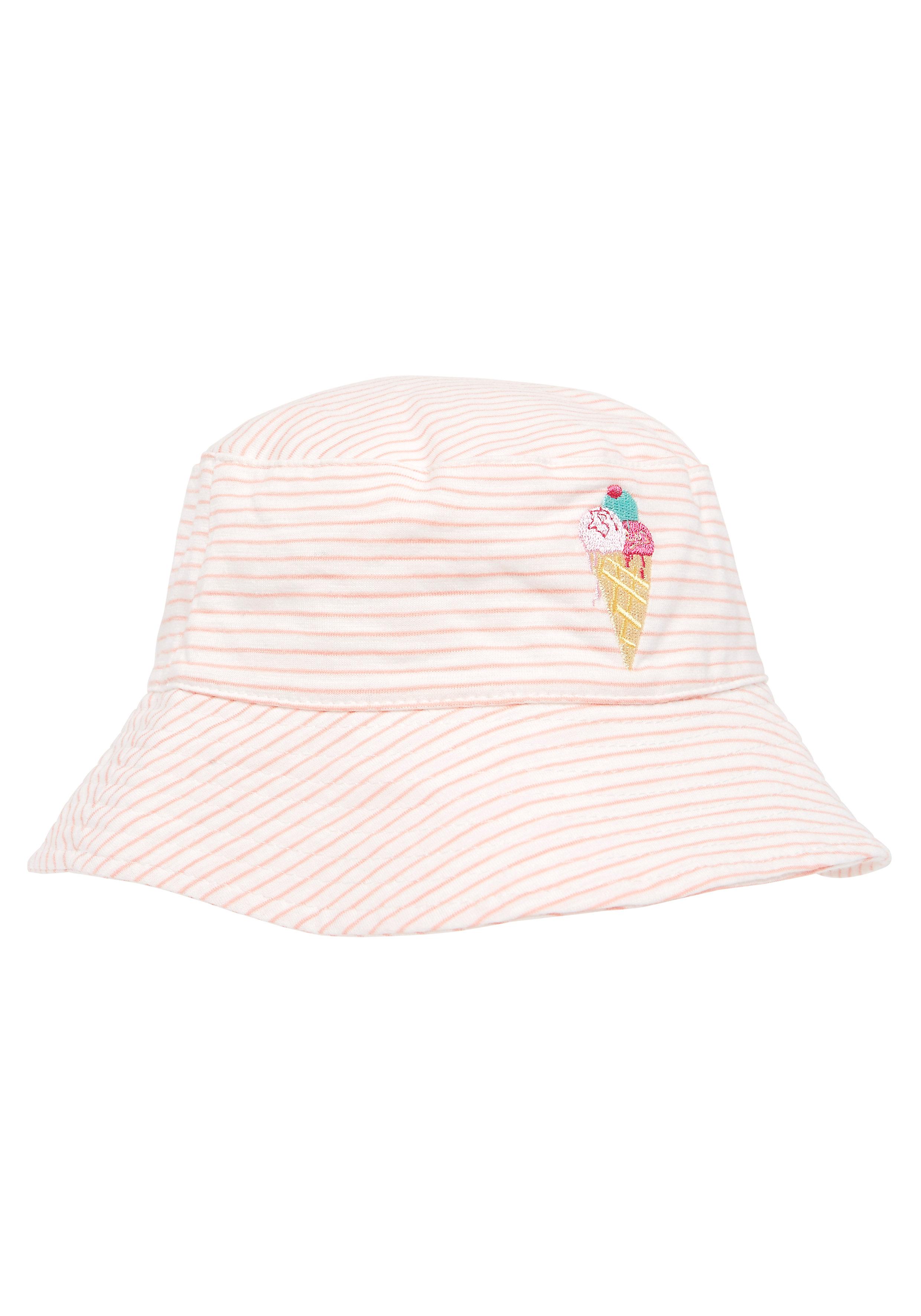 Mothercare | White Girls Ice Cream Fisherman Hat