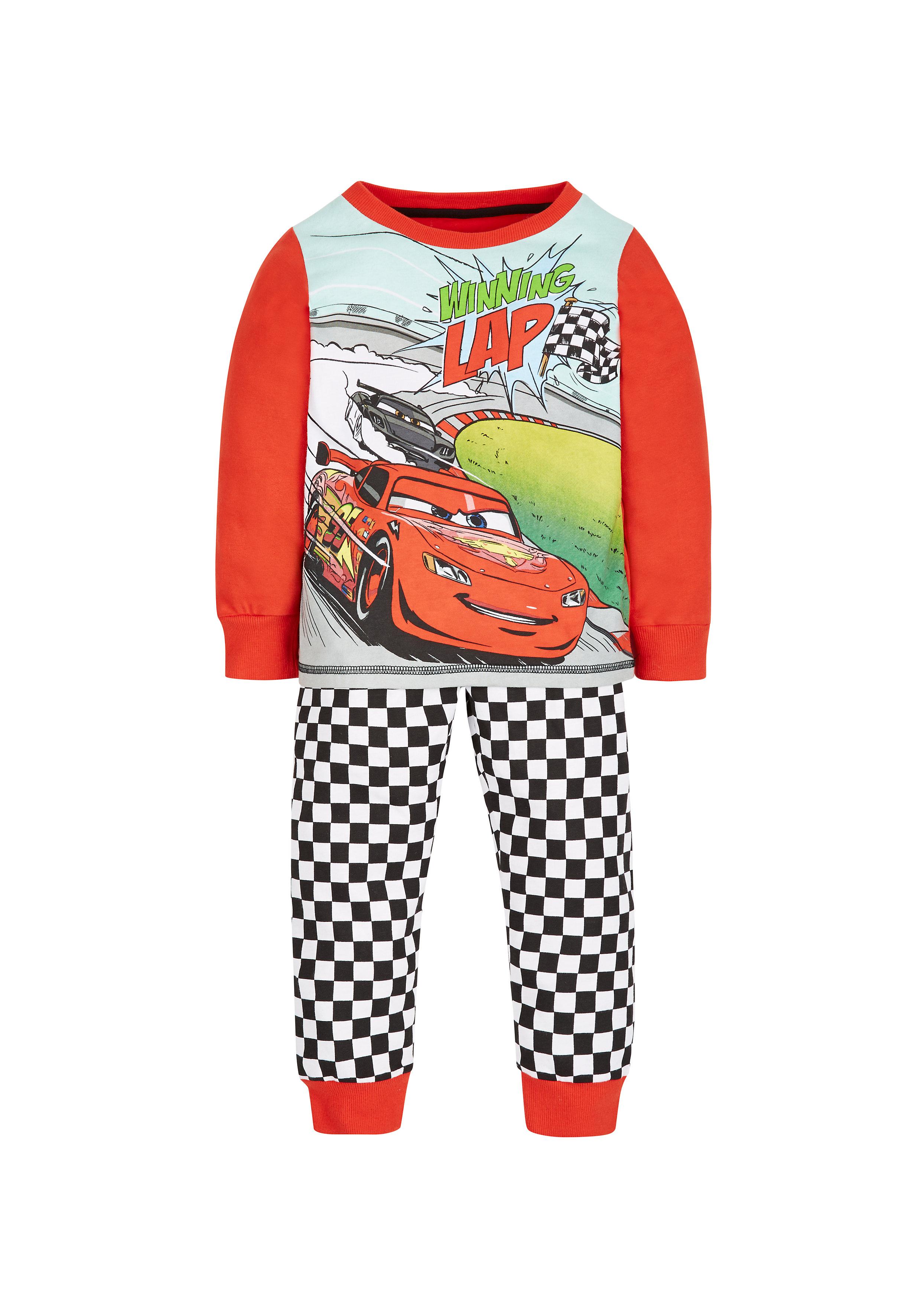 Mothercare   Boys Disney Cars Pyjamas