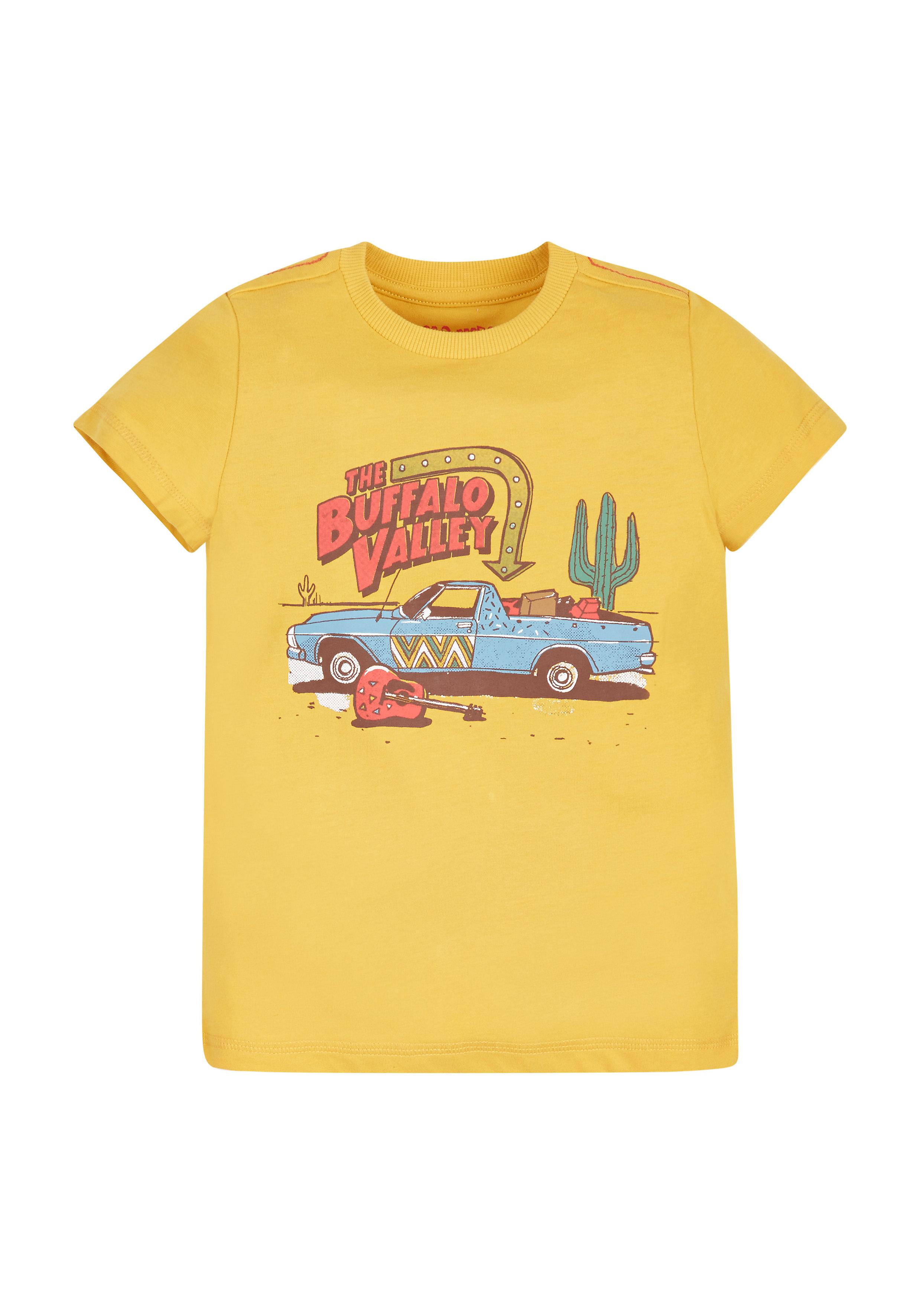 Mothercare | Boys The Buffalo Valley T-Shirt