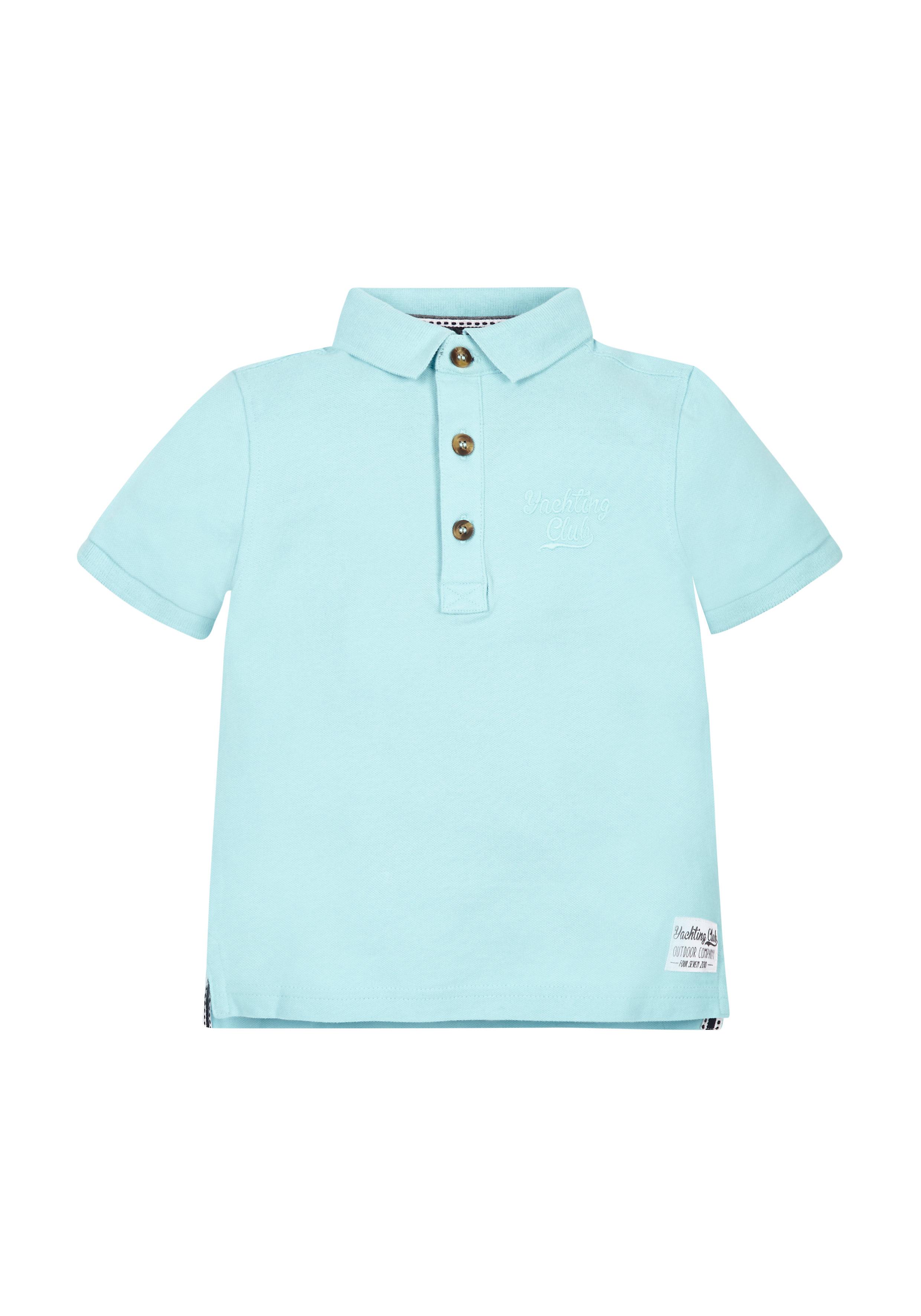 Mothercare   Boys Polo Shirt - Turq