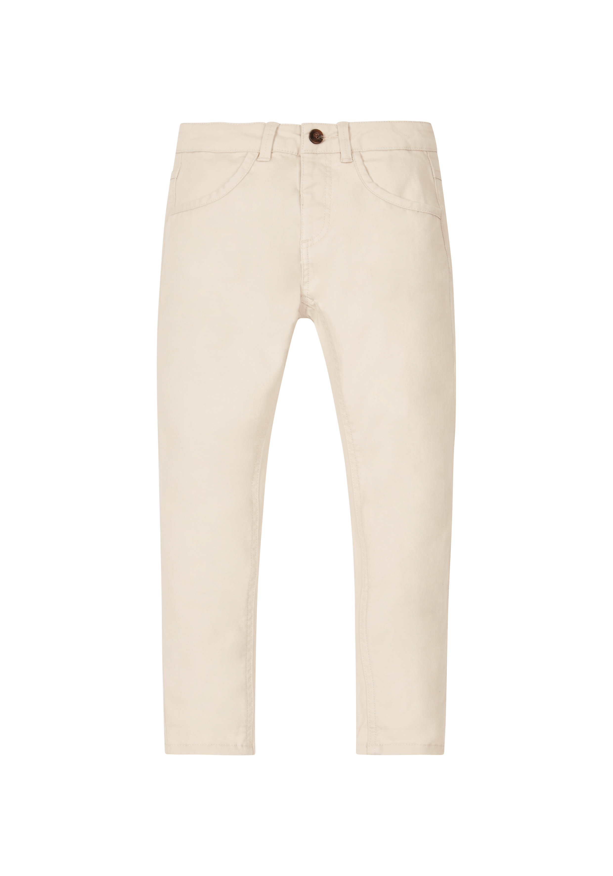Mothercare   Boys Twill Trousers - Beige