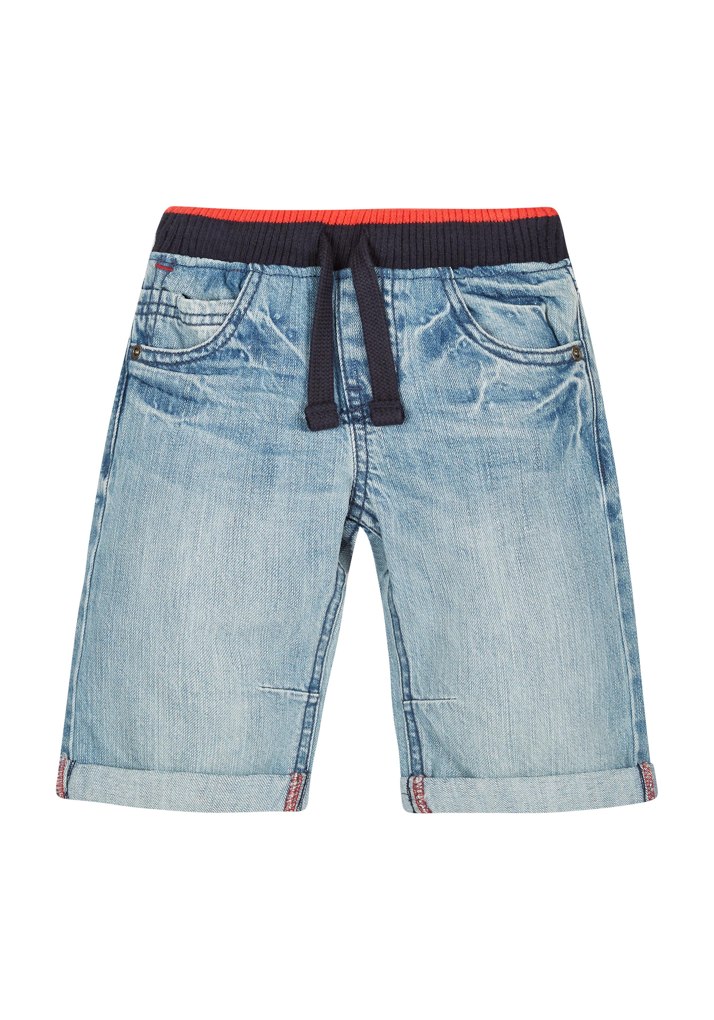 Mothercare | Boys Ribwaist Denim Shorts