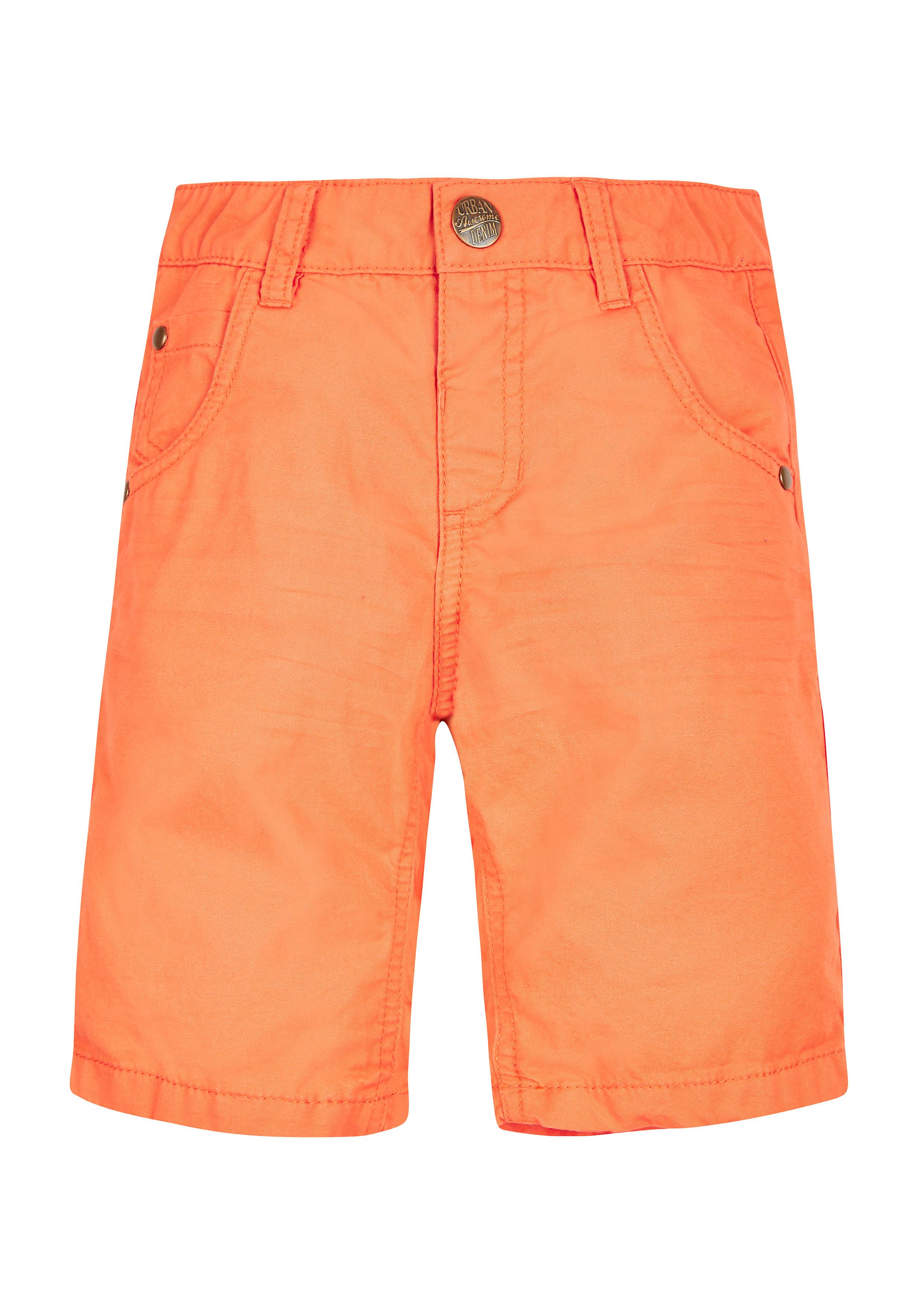Mothercare   Boys Orange Shorts