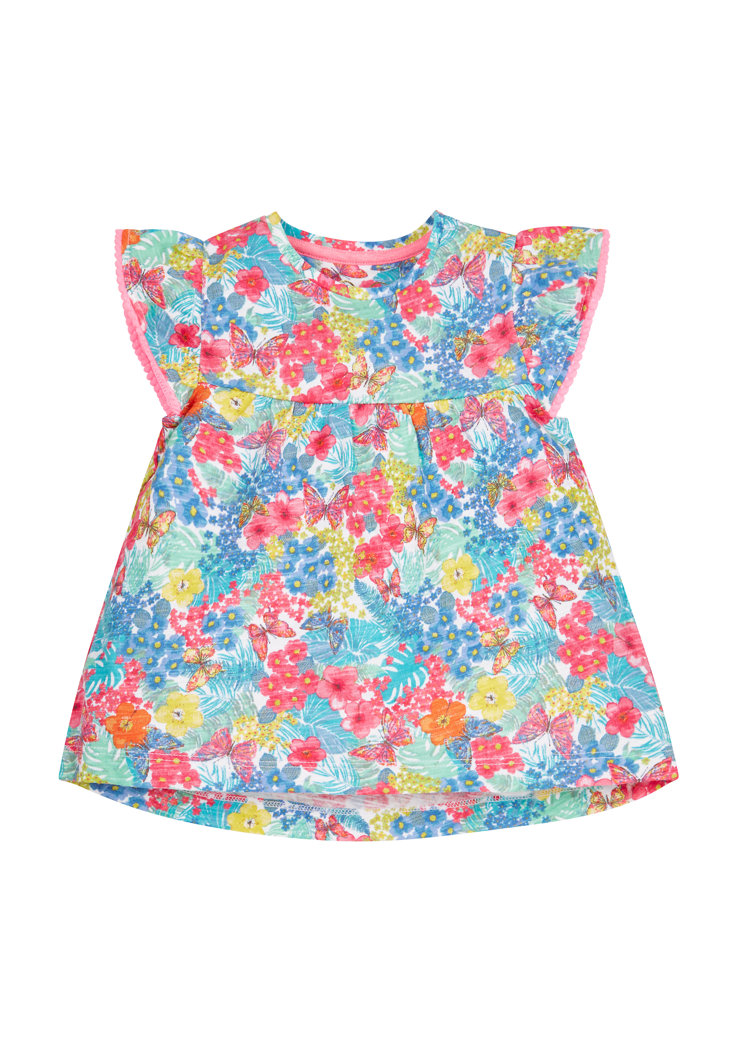 Mothercare | Girls Floral Top - Multicolor