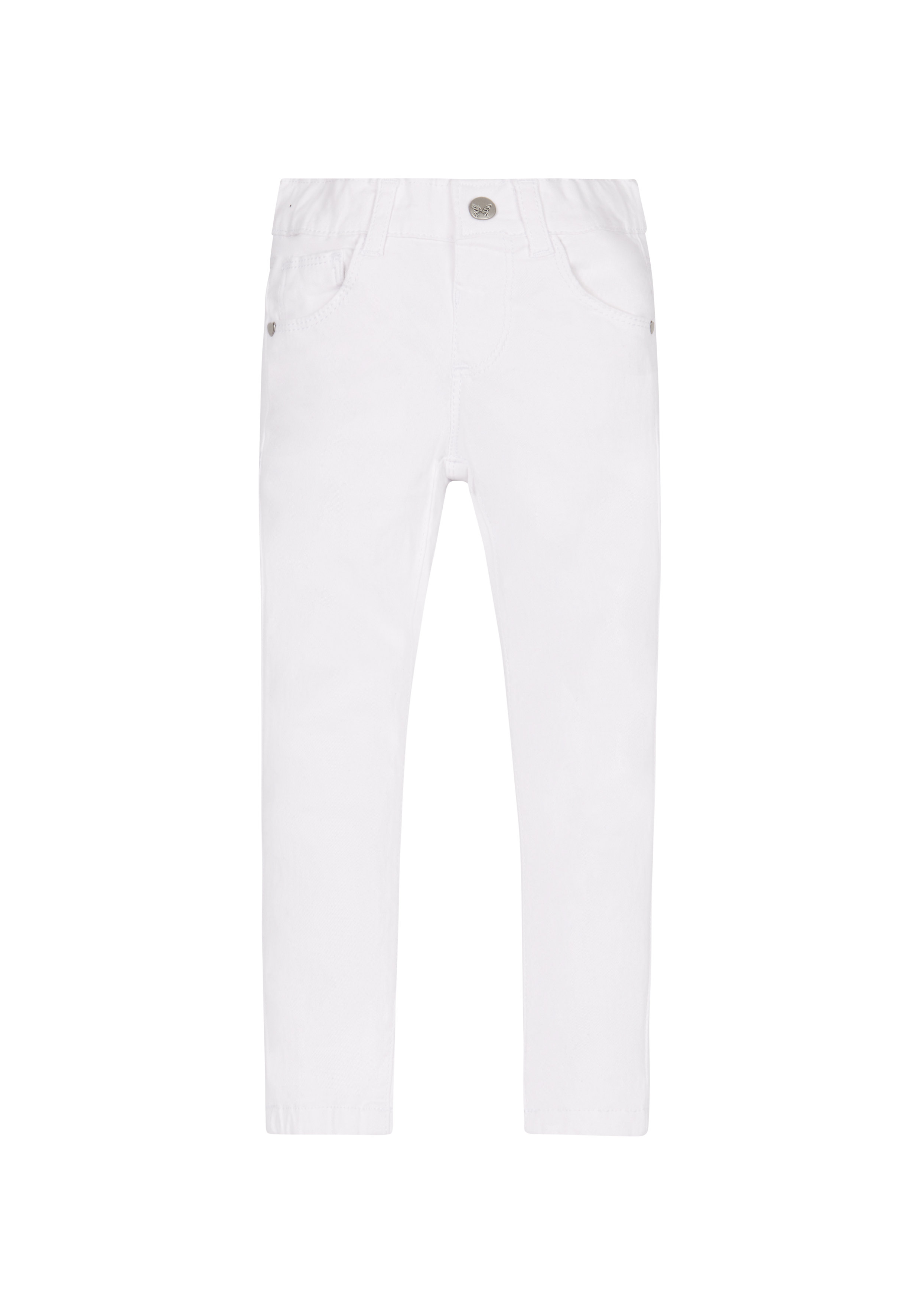 Mothercare | Girls  Jeans - White