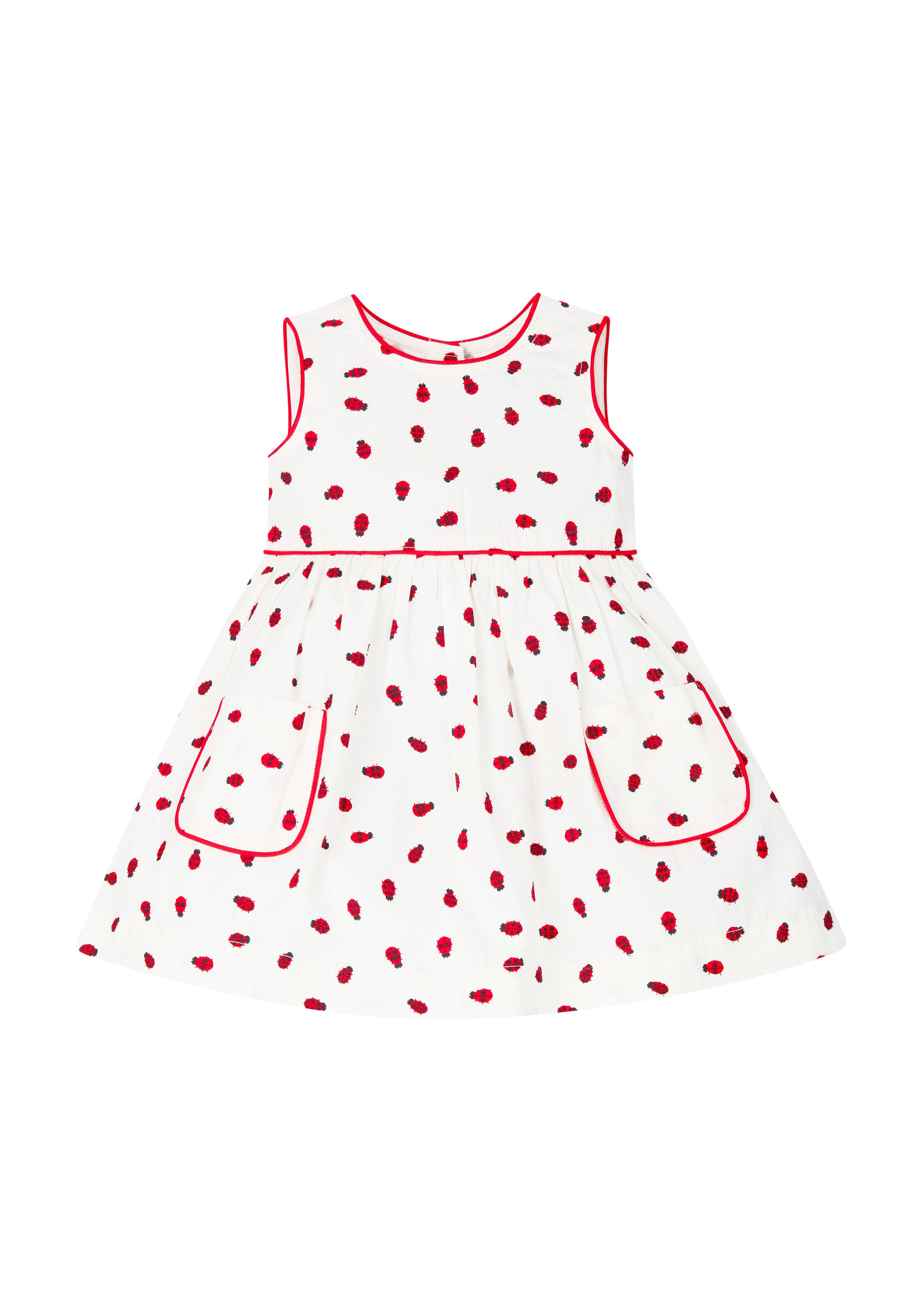 Mothercare | Girls Ladybird Dress