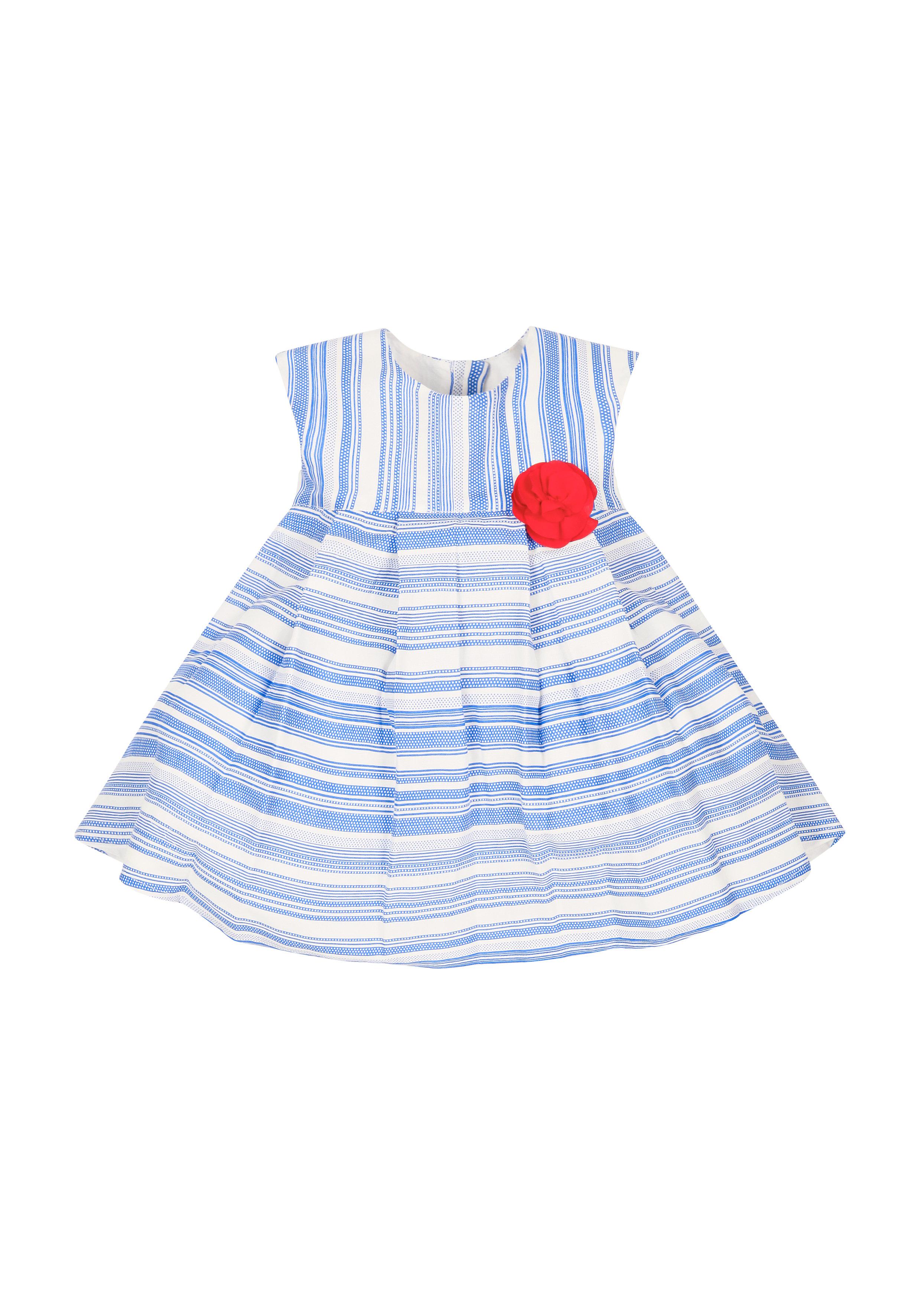 Mothercare | Girls Stripy Summer Dress