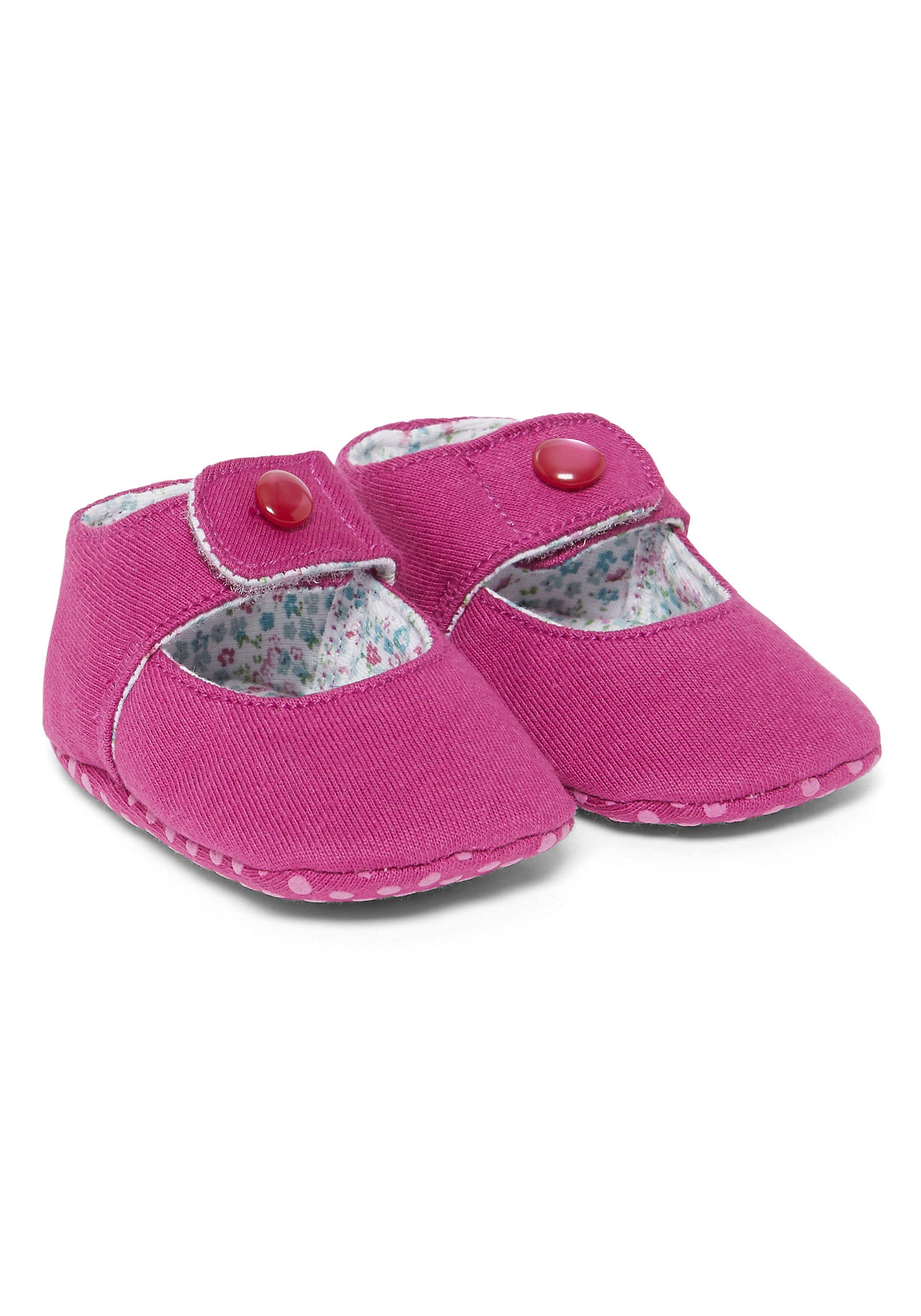 Mothercare | Purple Baby Booties