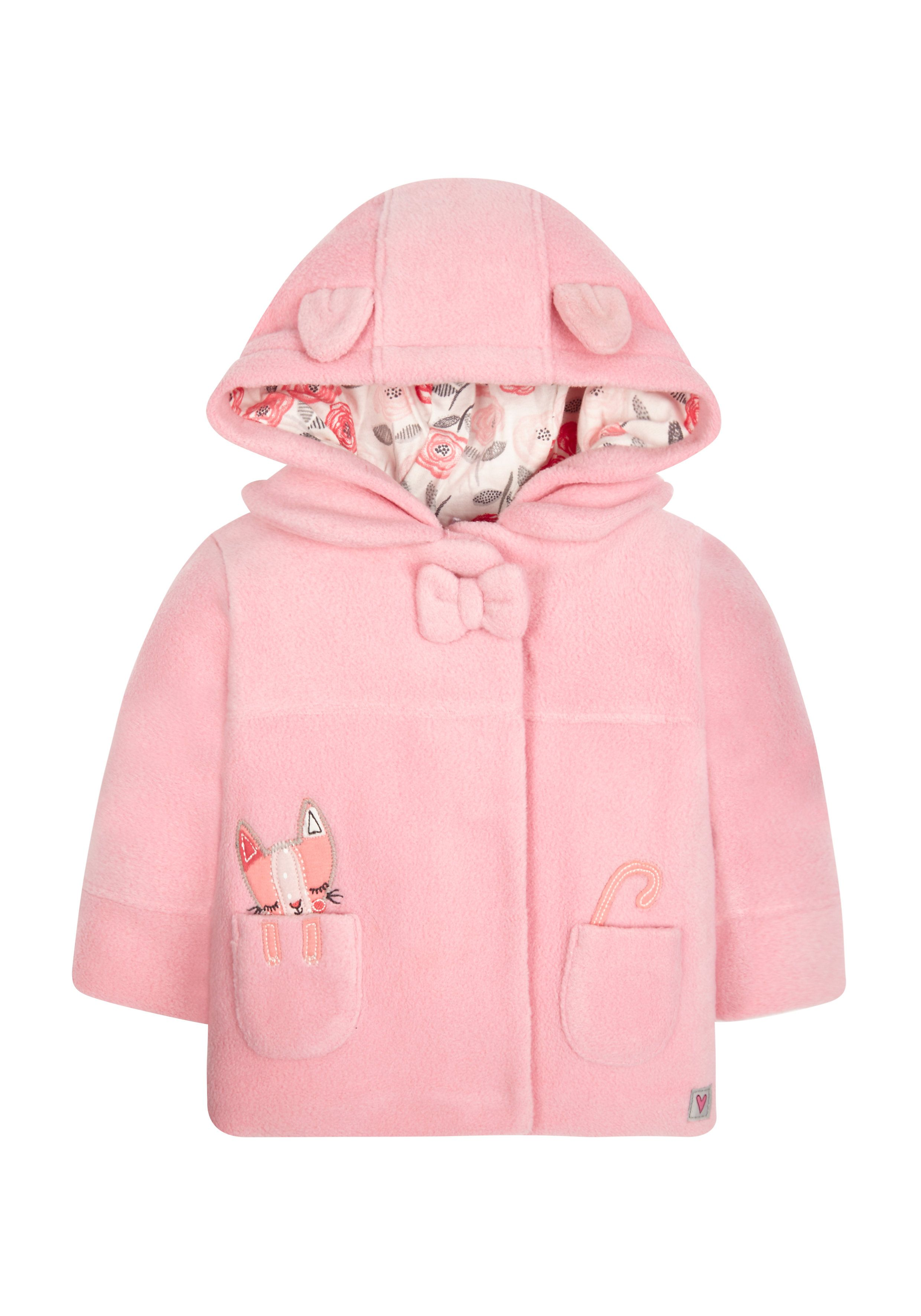 Mothercare   Pink Fleece Jacket